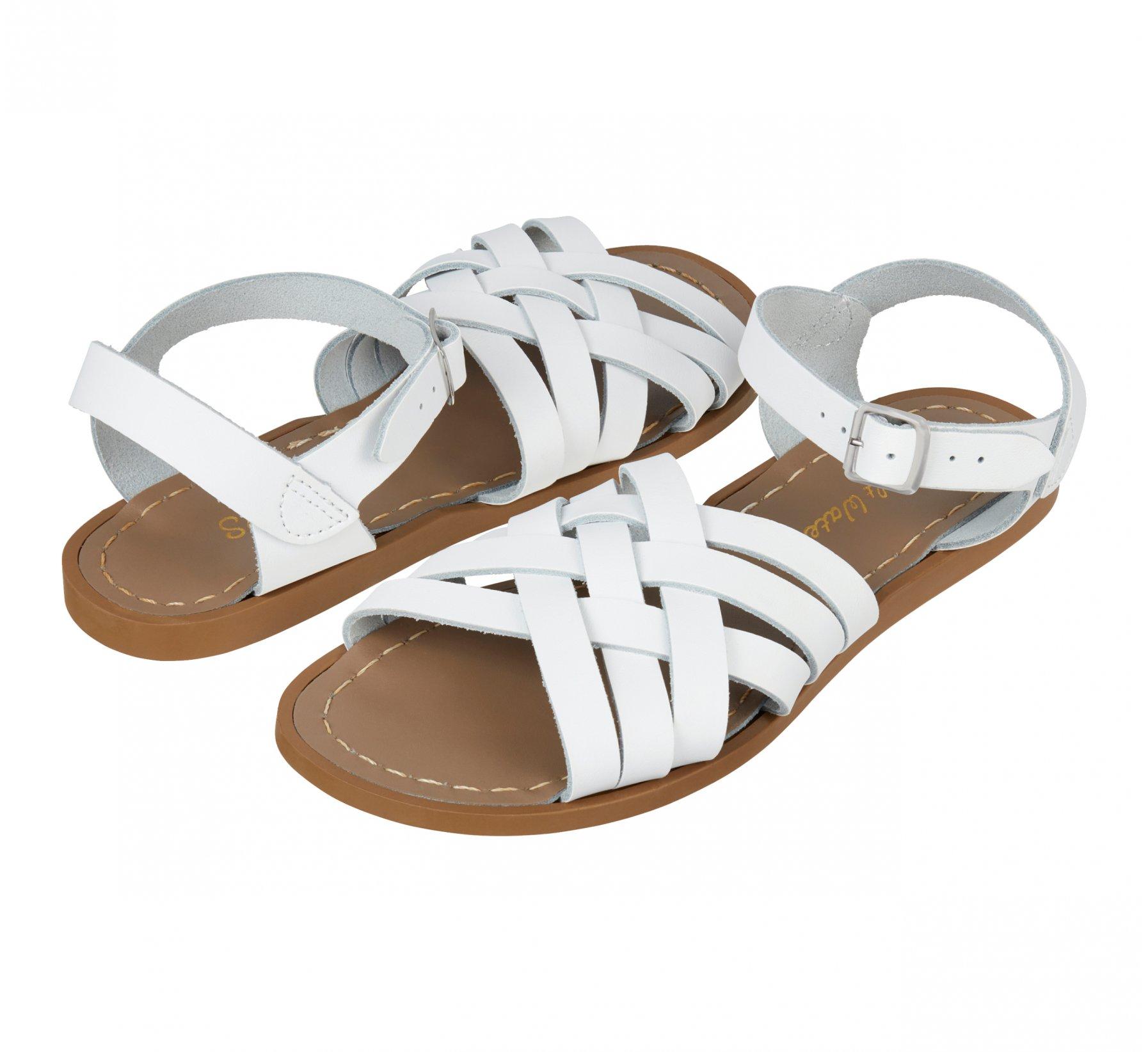 Retro Putih  - Salt Water Sandals