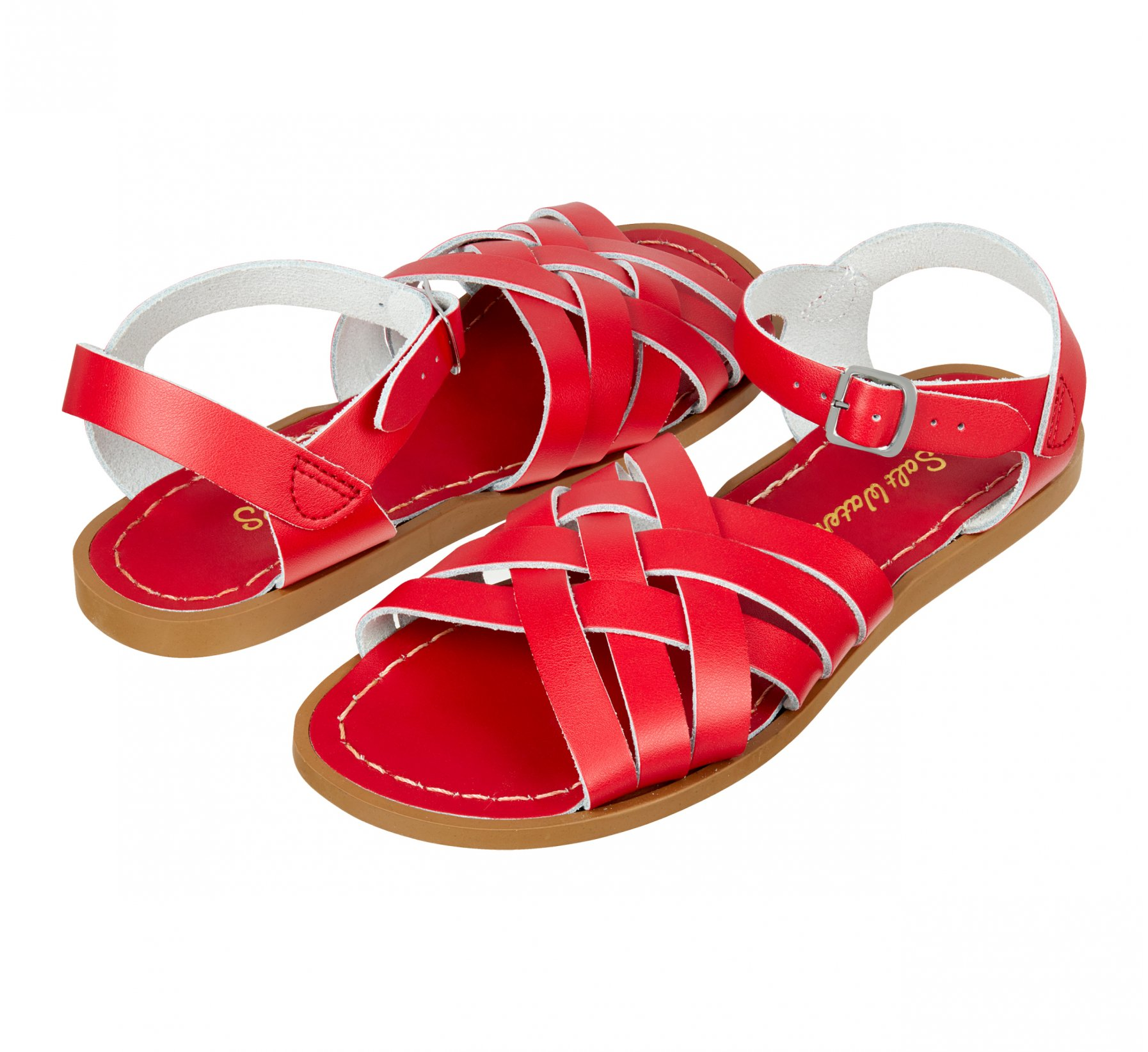 Retro Red  - Salt Water Sandals