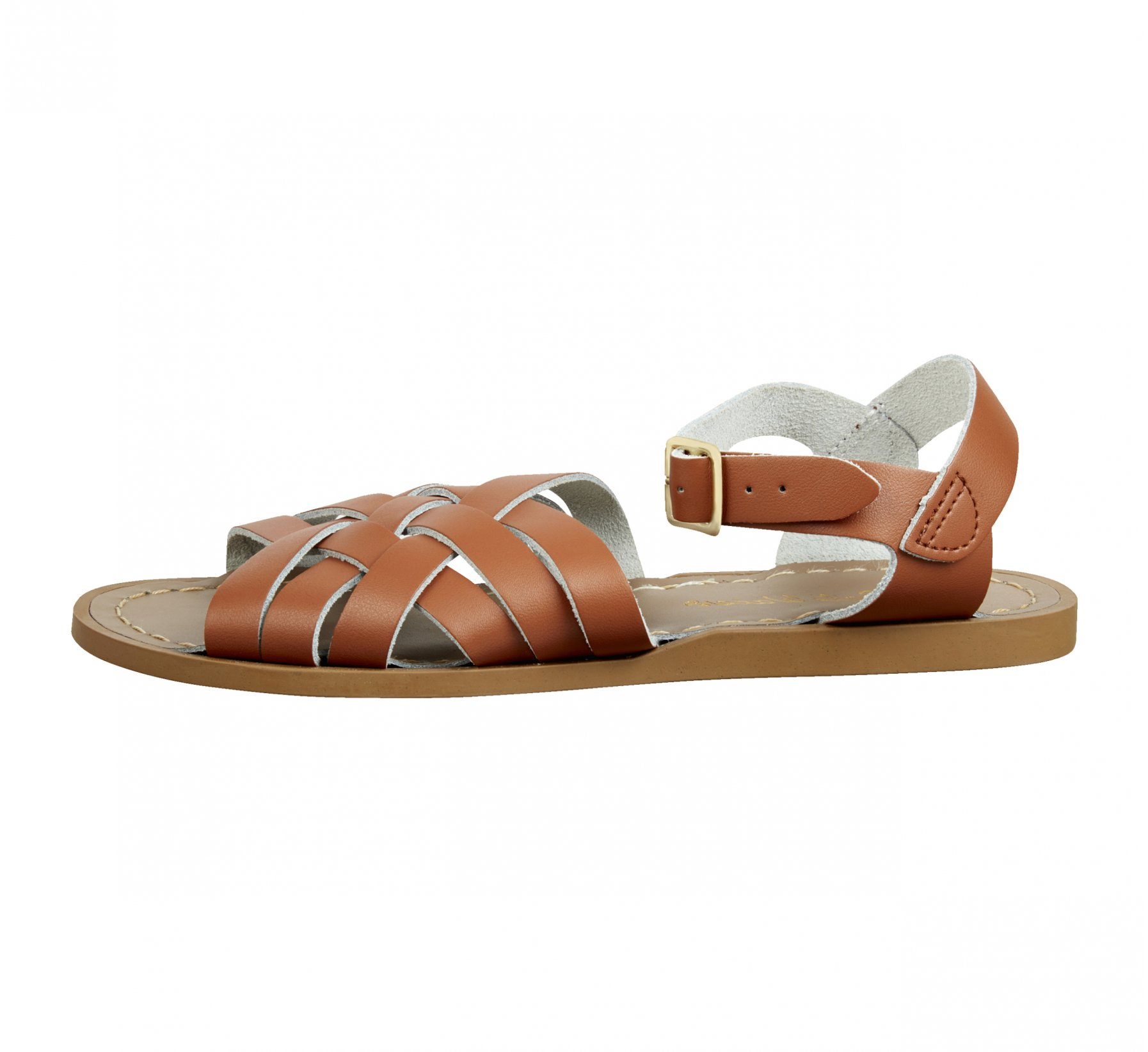 Retro Brun Roux - Salt Water Sandals