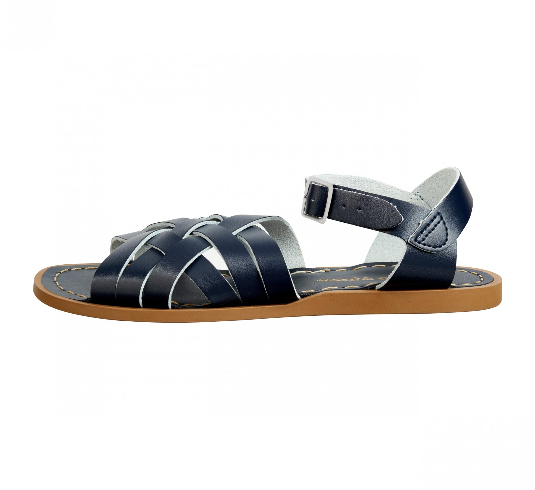 Retro Navy  - Salt Water Sandals