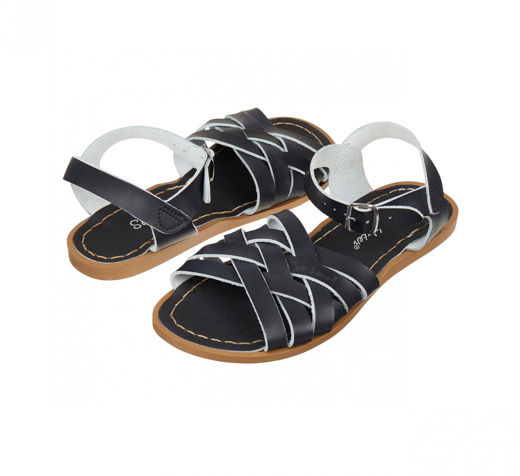 Retro Bleu Marine - Salt Water Sandals