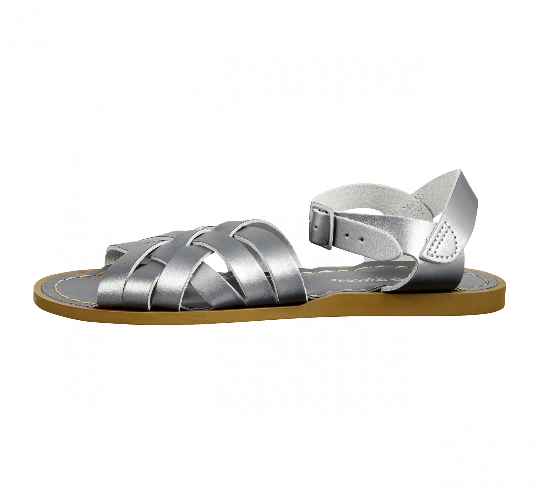 Retro Pewter  - Salt Water Sandals