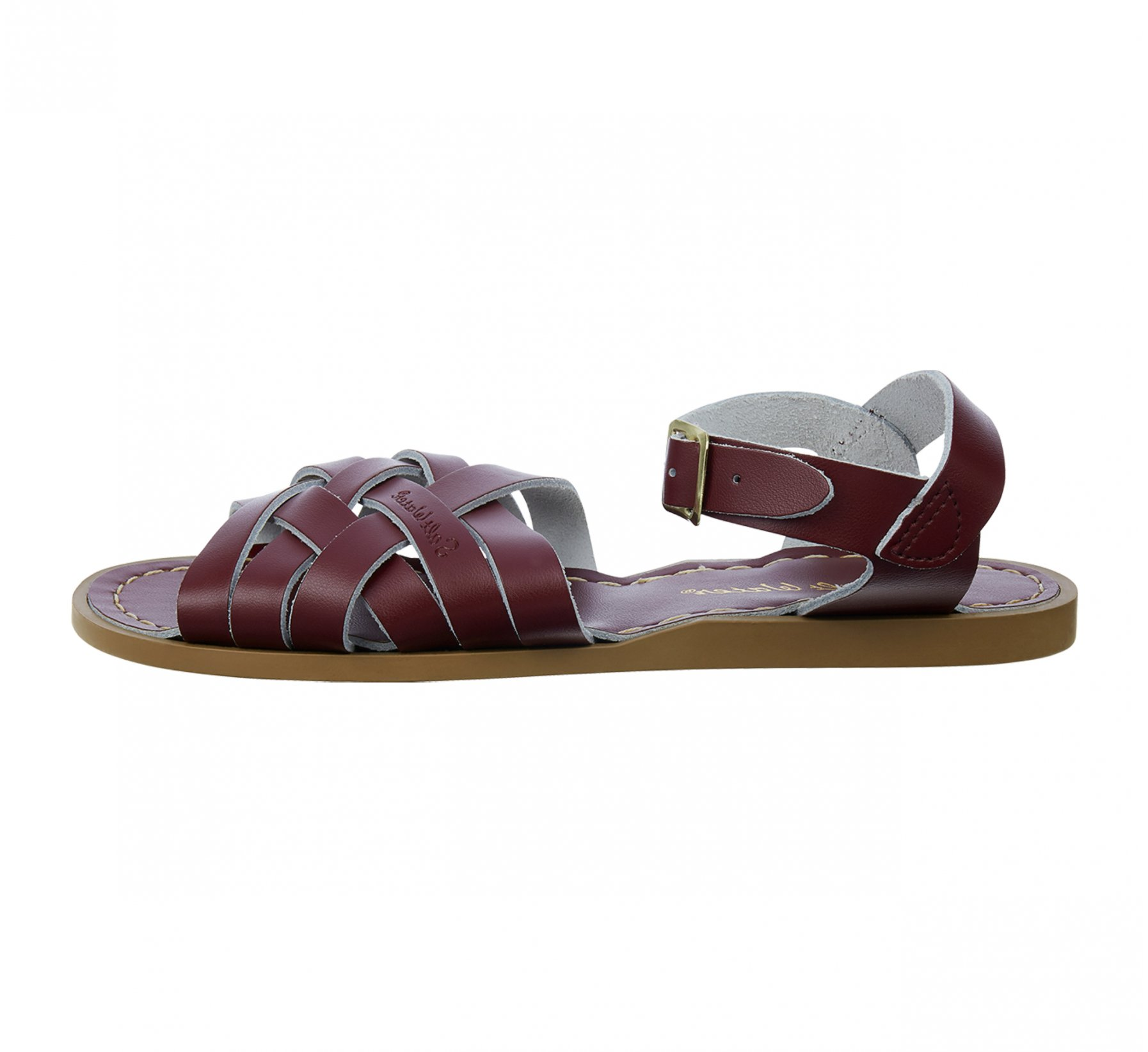 Retro Claret  - Salt Water Sandals