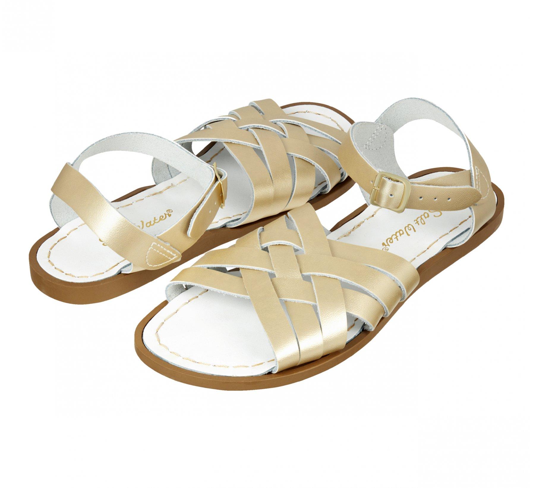 Retro Gold  - Salt Water Sandals