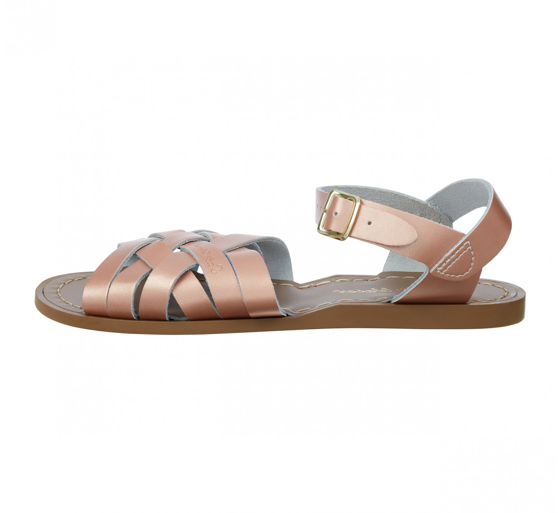 Retro Rose Gold  - Salt Water Sandals