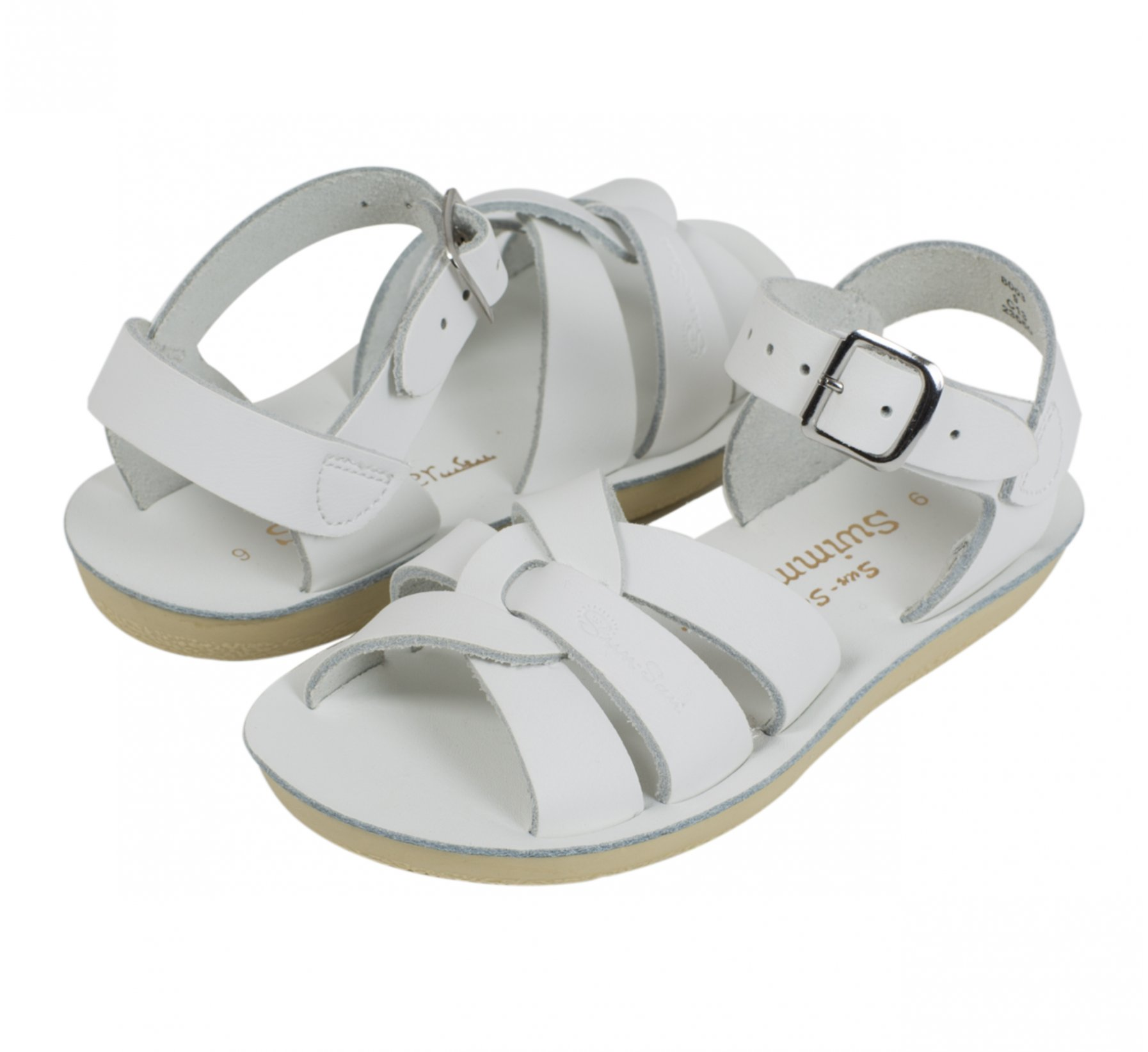 Swimmer White  - Salt Water Sandals