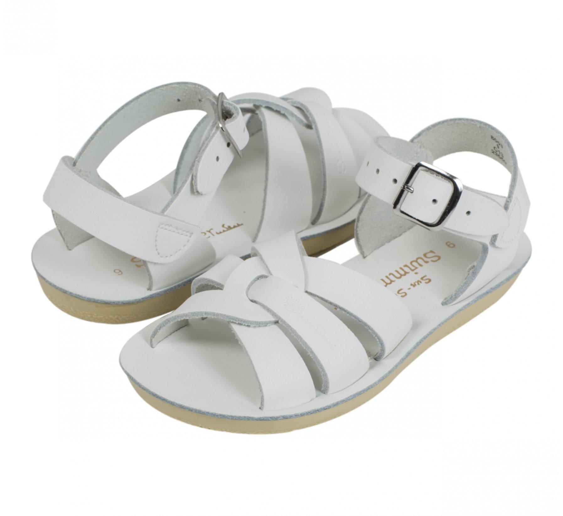 Swimmer White  - Salt Water Sandals