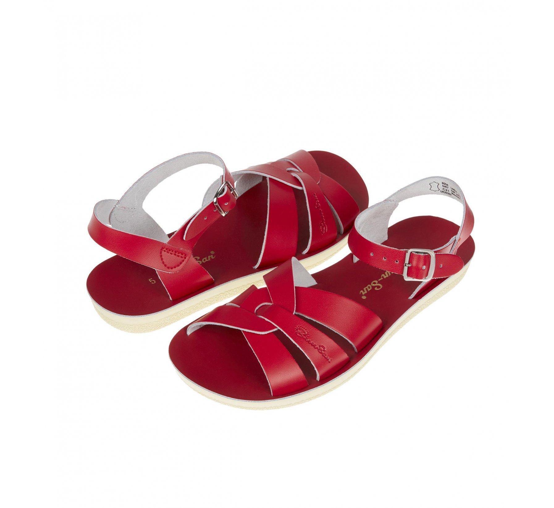 Swimmer Red - Salt Water Sandals