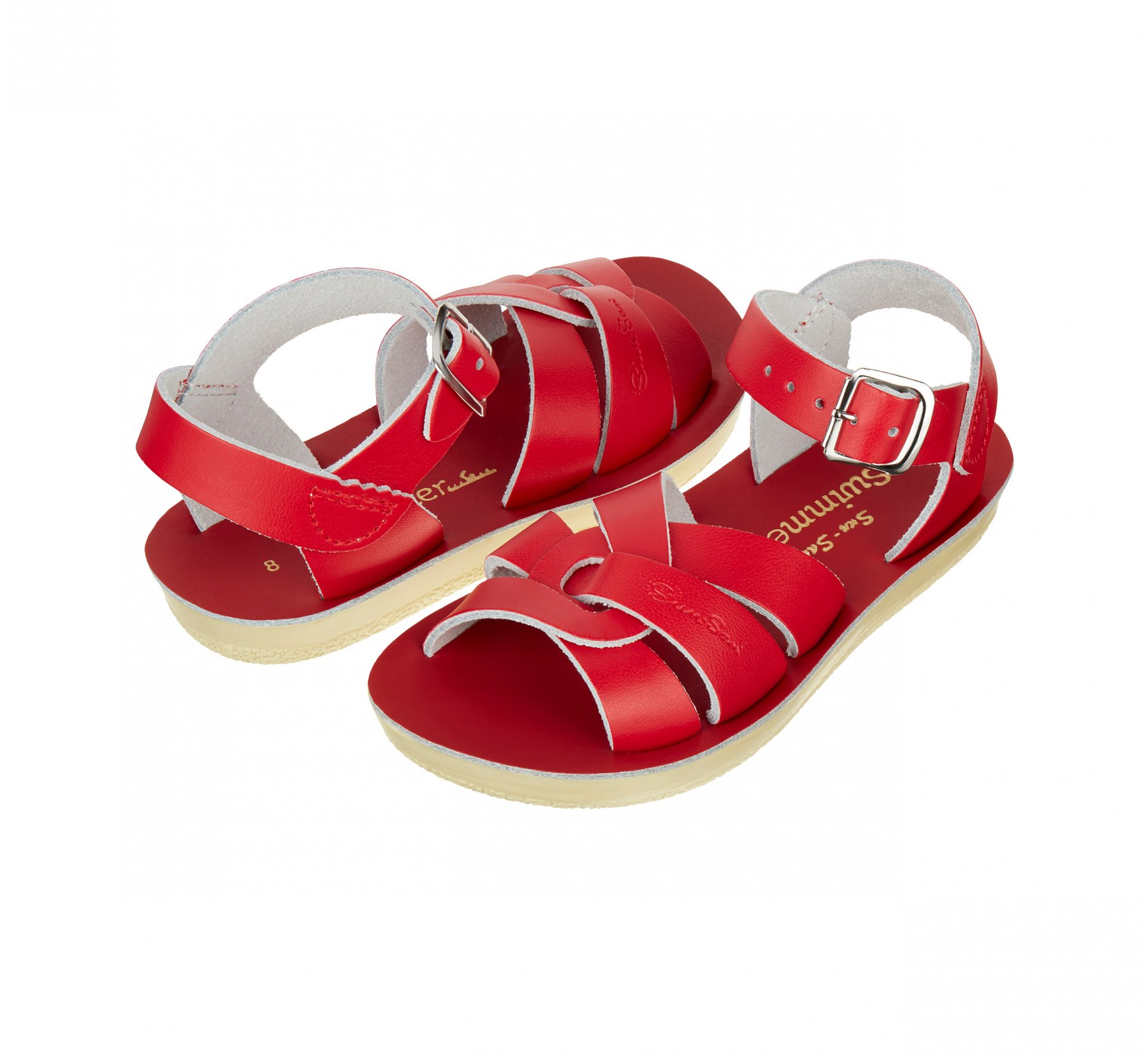 Swimmer Red  - Salt Water Sandals