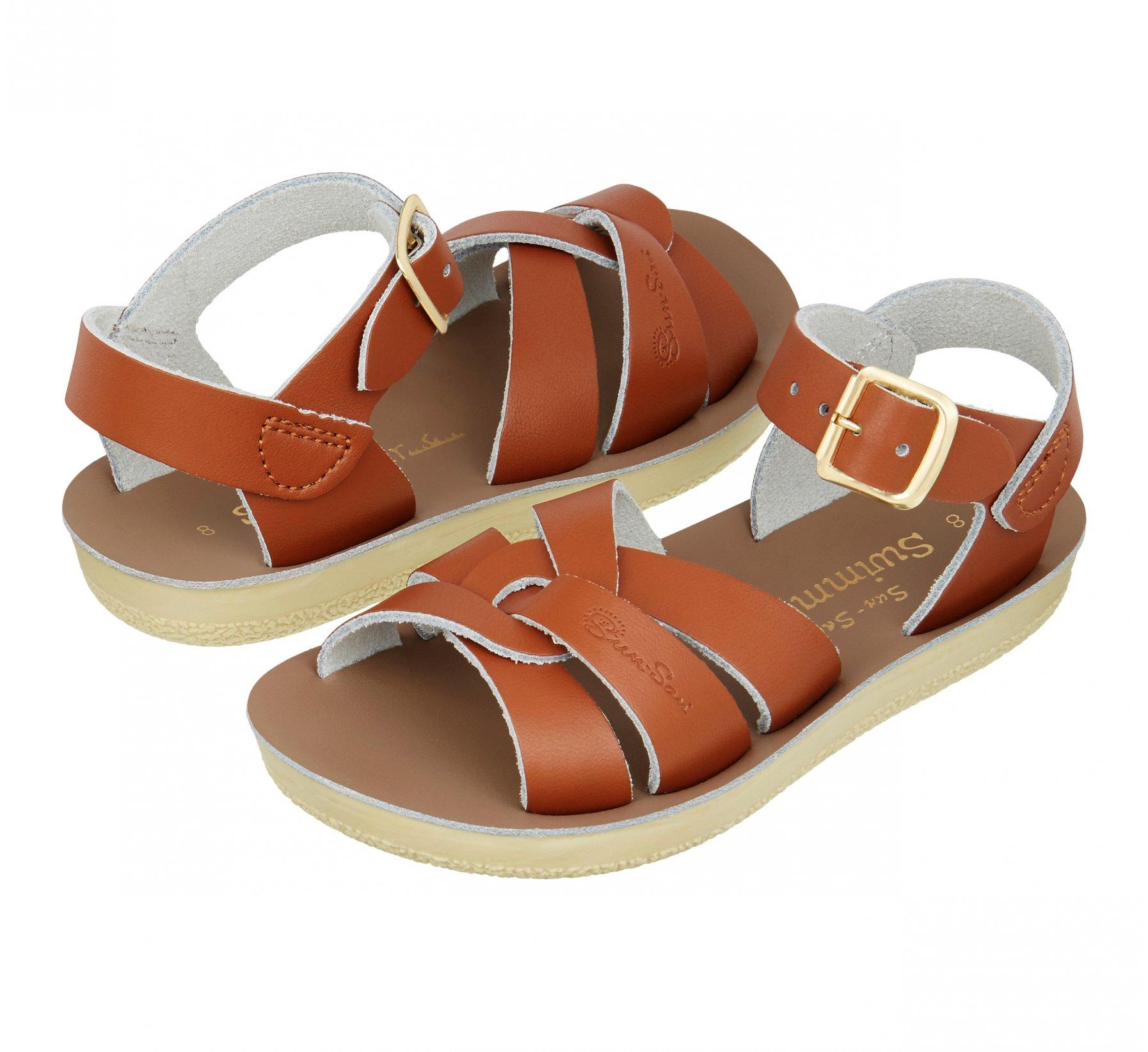 Swimmer Brun Roux - Salt Water Sandals