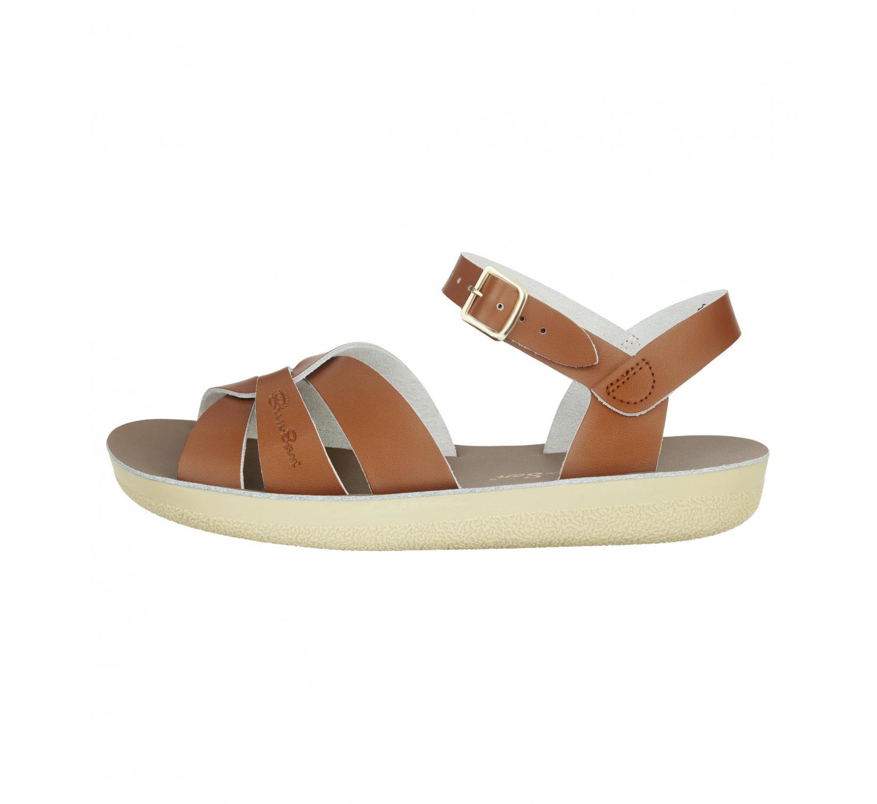 Swimmer Tan - Salt Water Sandals