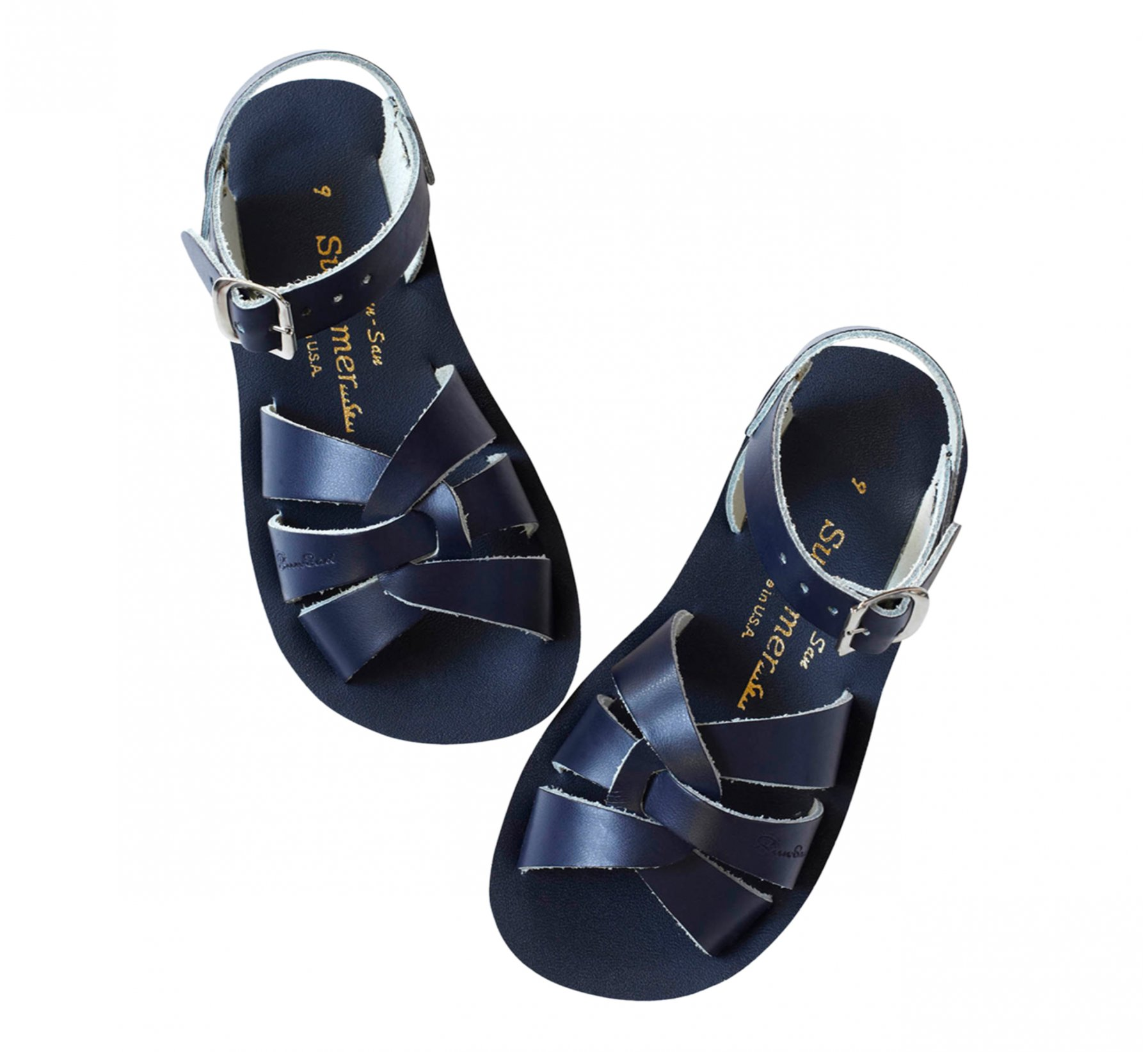Swimmer in Marineblau - Salt Water Sandals
