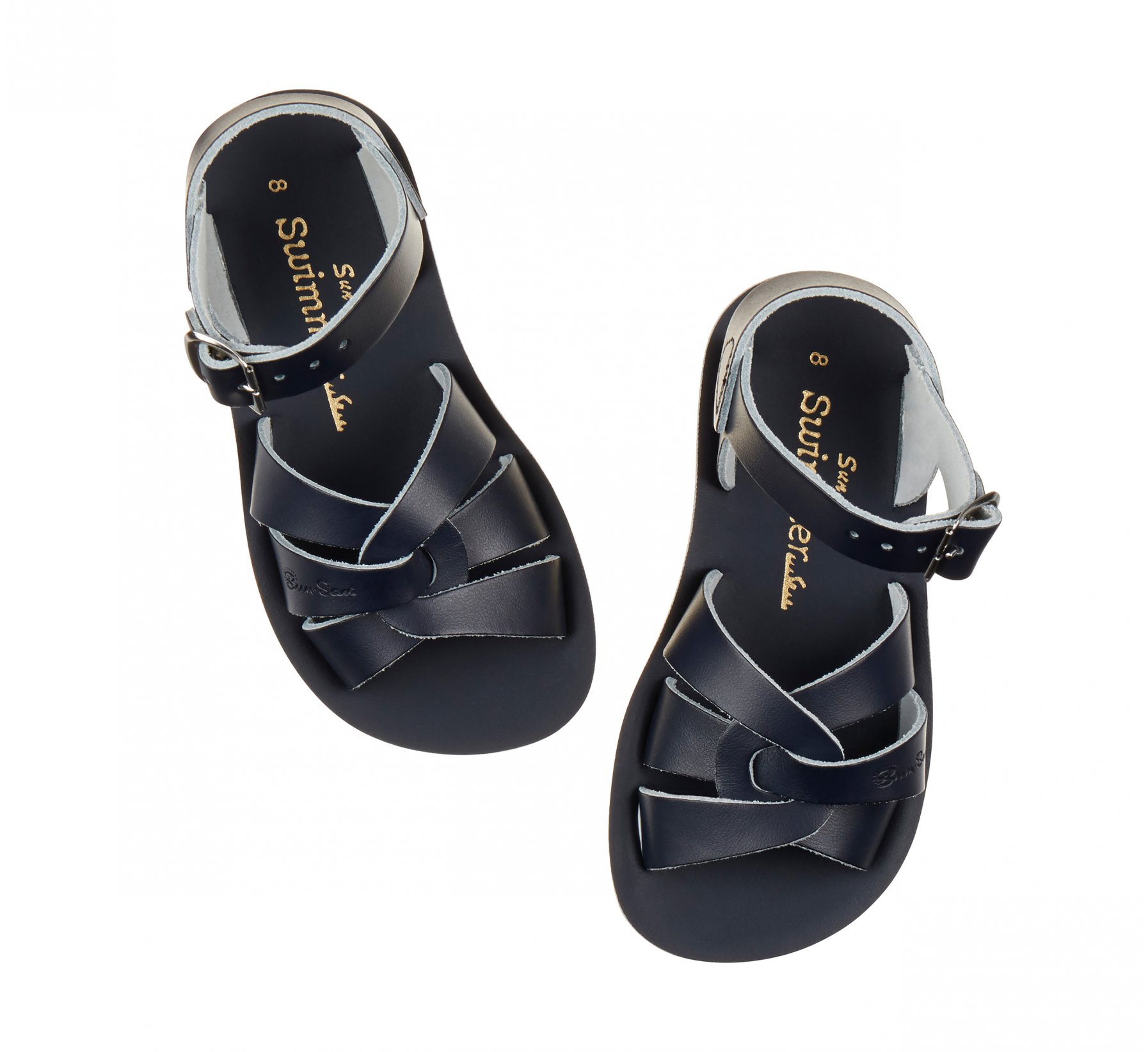Swimmer Biru Kelasi  - Salt Water Sandals