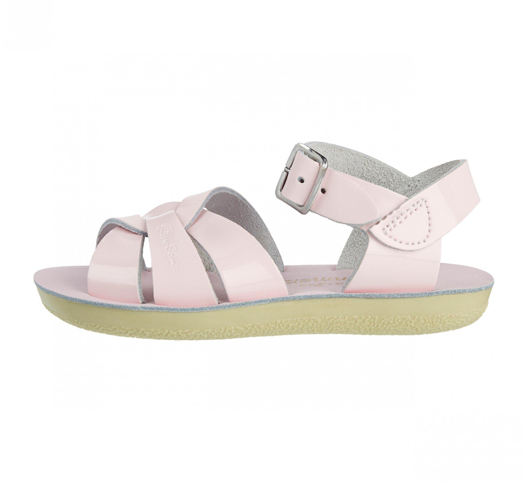 Swimmer Shiny Pink  - Salt Water Sandals