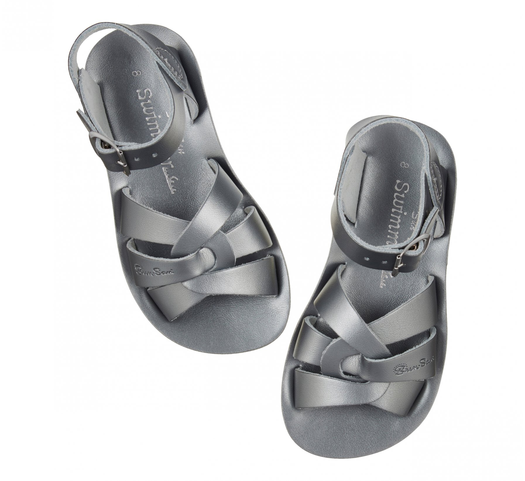 Swimmer Gris Acier - Salt Water Sandals