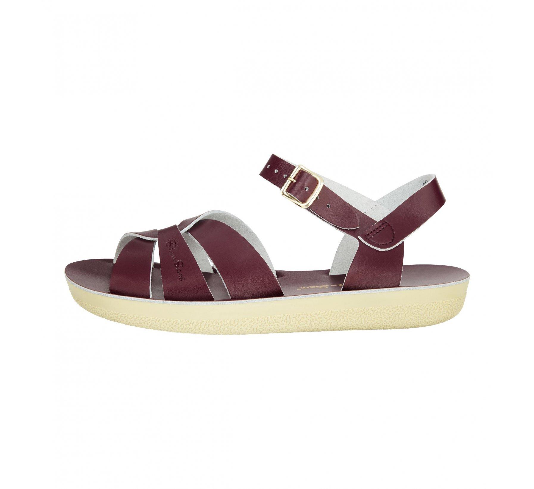 Swimmer Claret Sandal - Salt Water Sandals