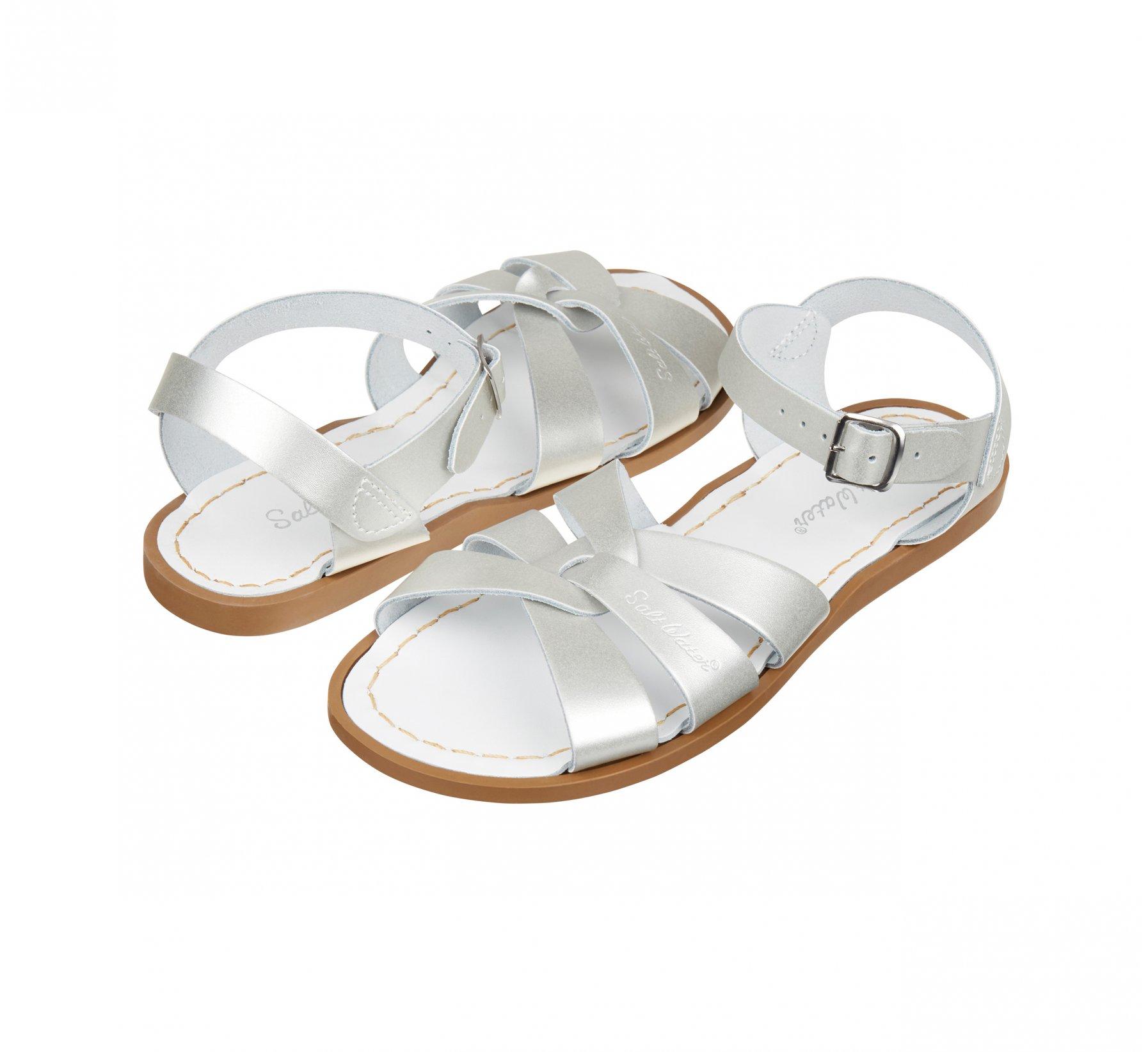 Original Silver  - Salt Water Sandals