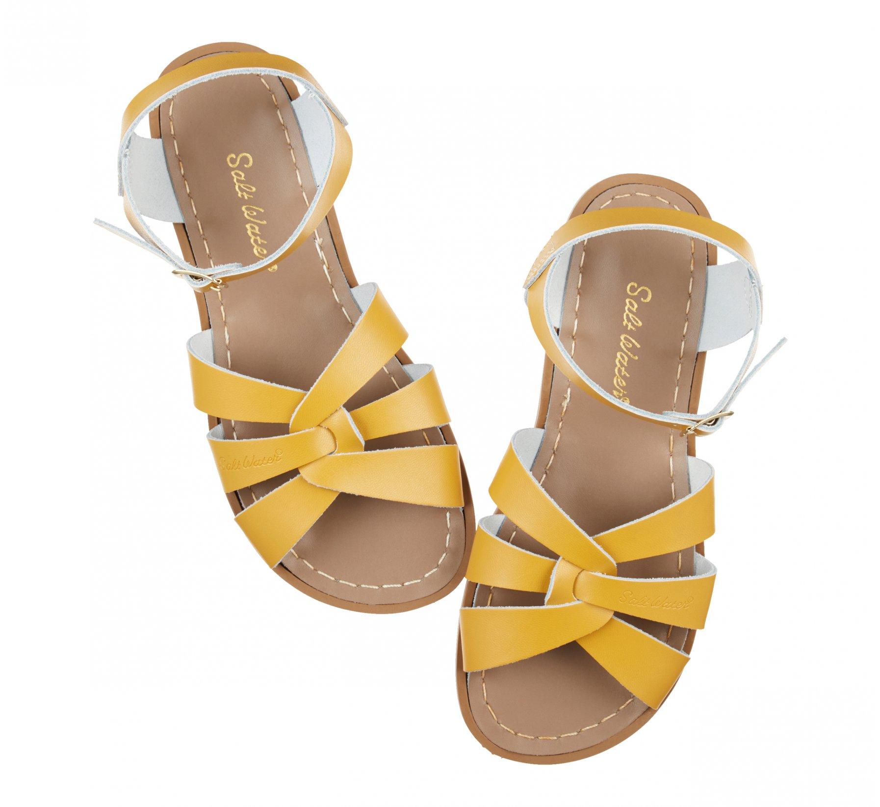 Original Mustard - Salt Water Sandals