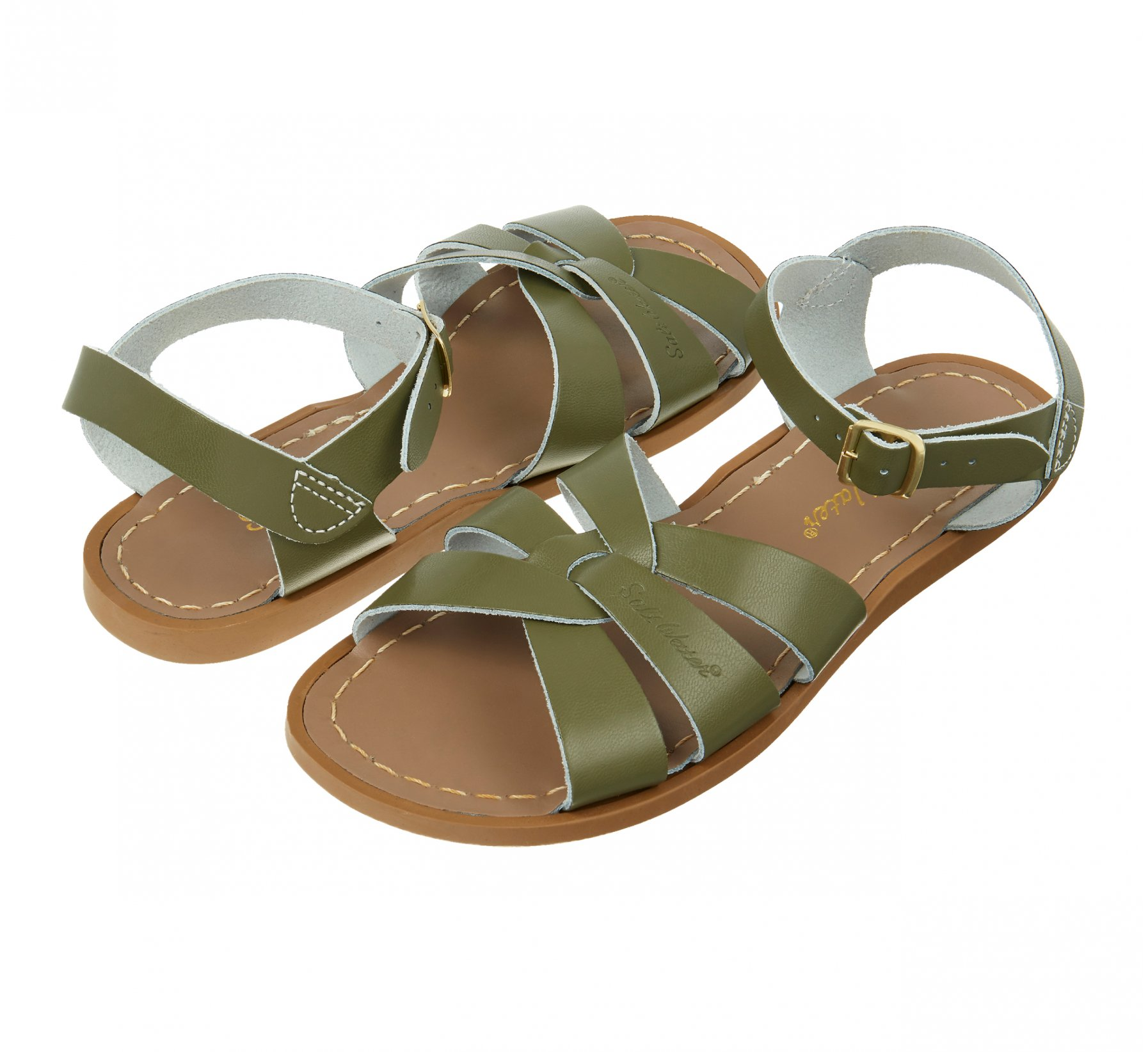 Original in Olivgrün - Salt Water Sandals
