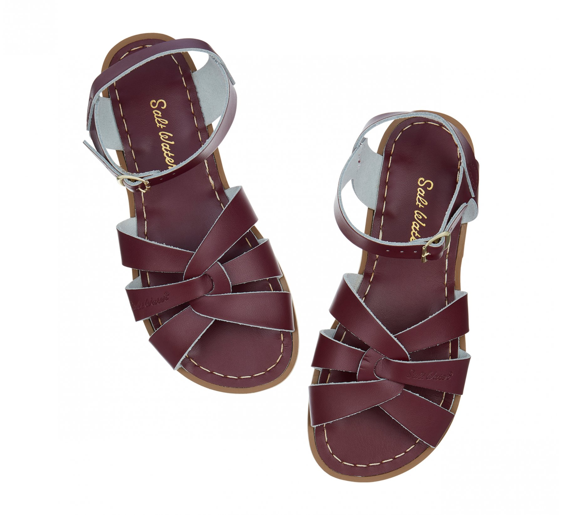 Original Claret - Salt Water Sandals