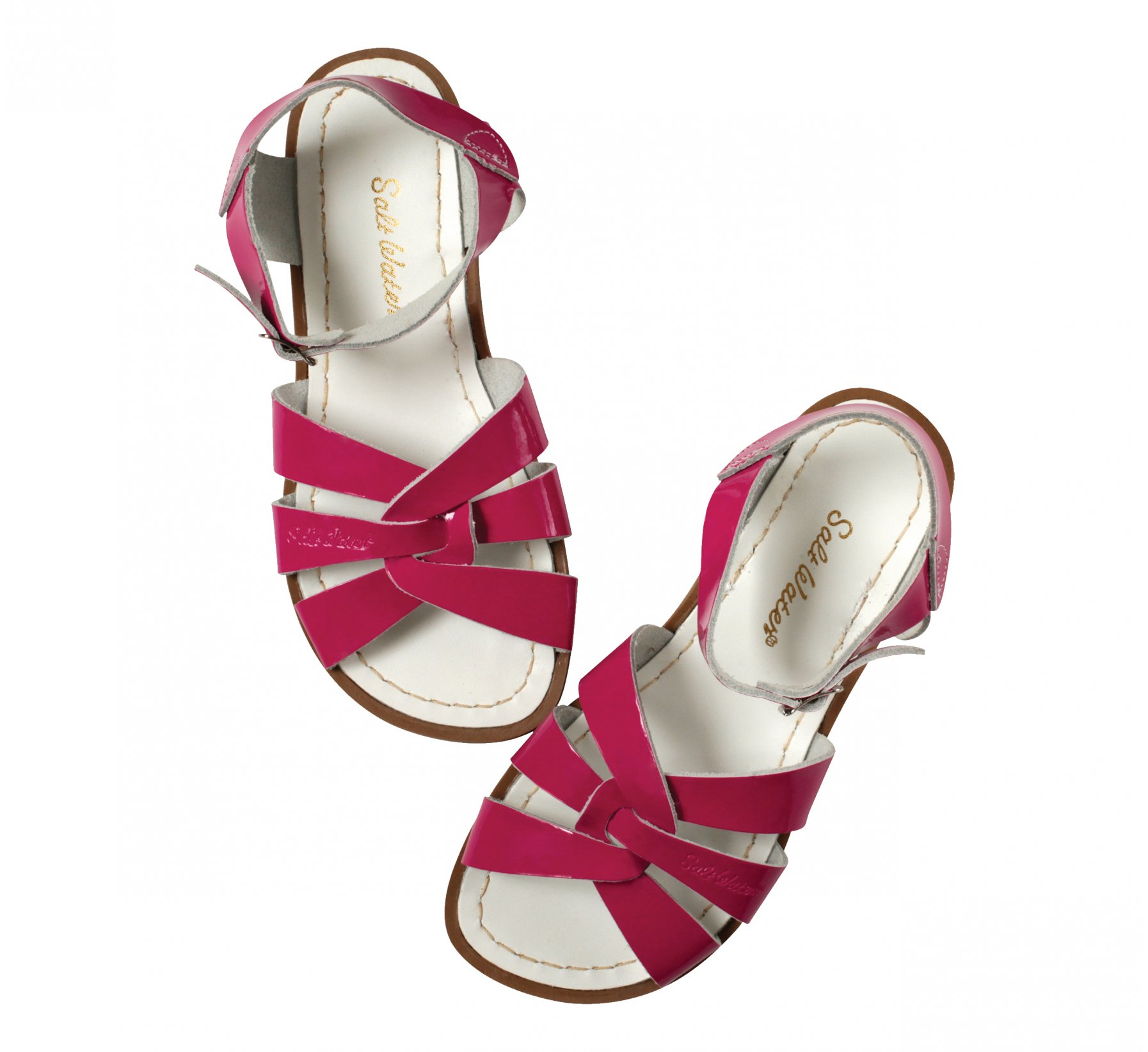 Original Shiny Fuchsia - Salt Water Sandals