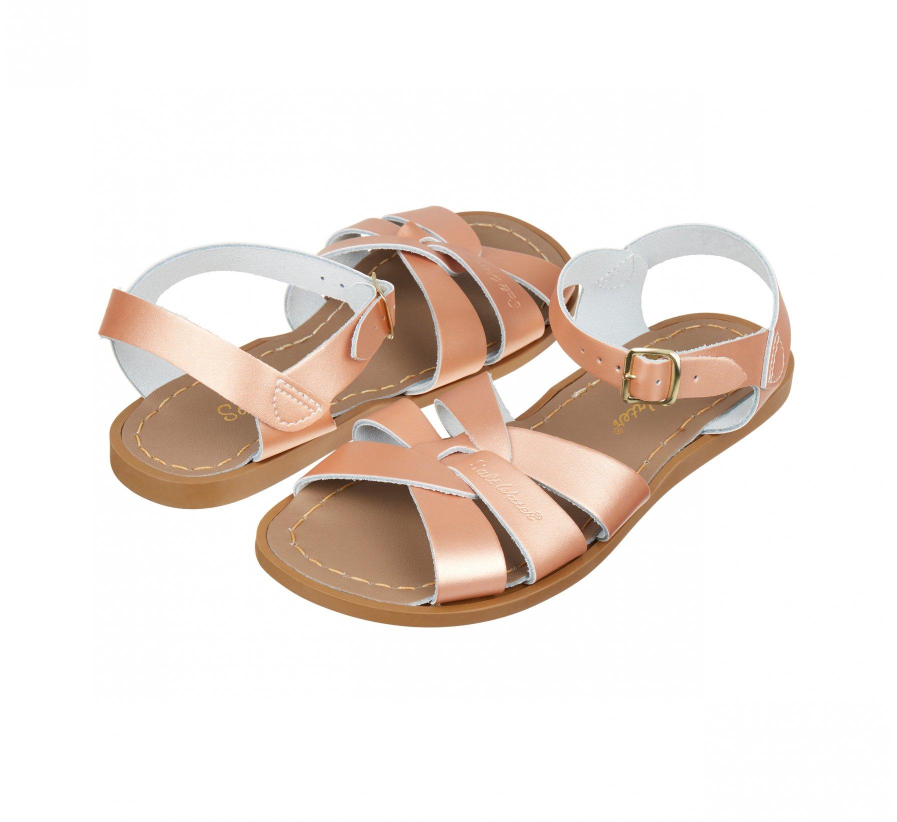 Original Emas Ros Merah - Salt Water Sandals