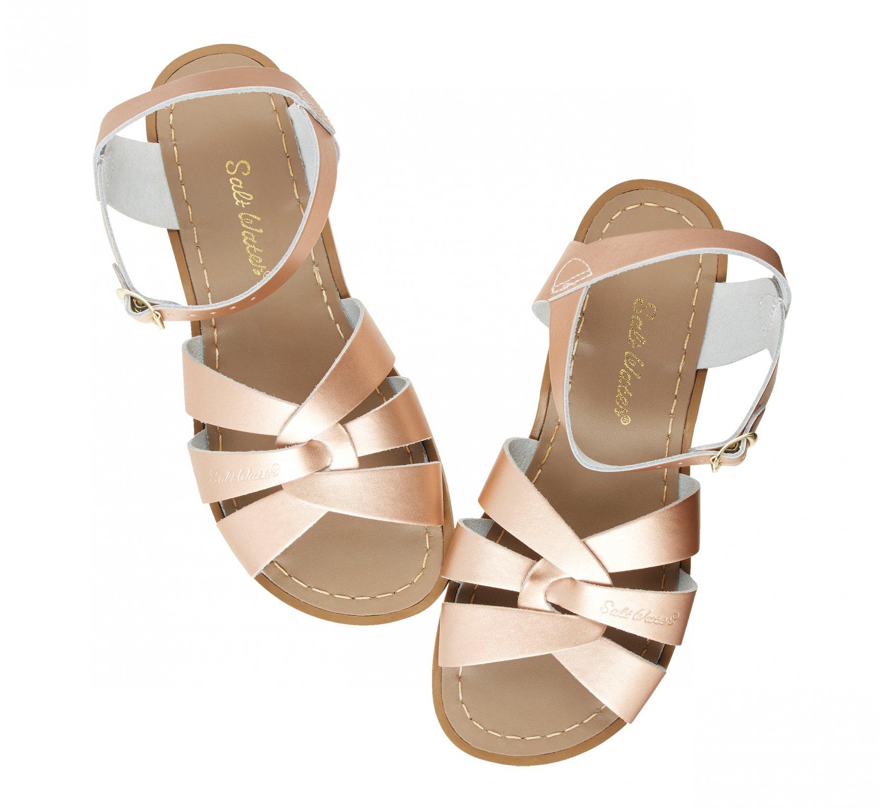 Original Rose Gold - Salt Water Sandals