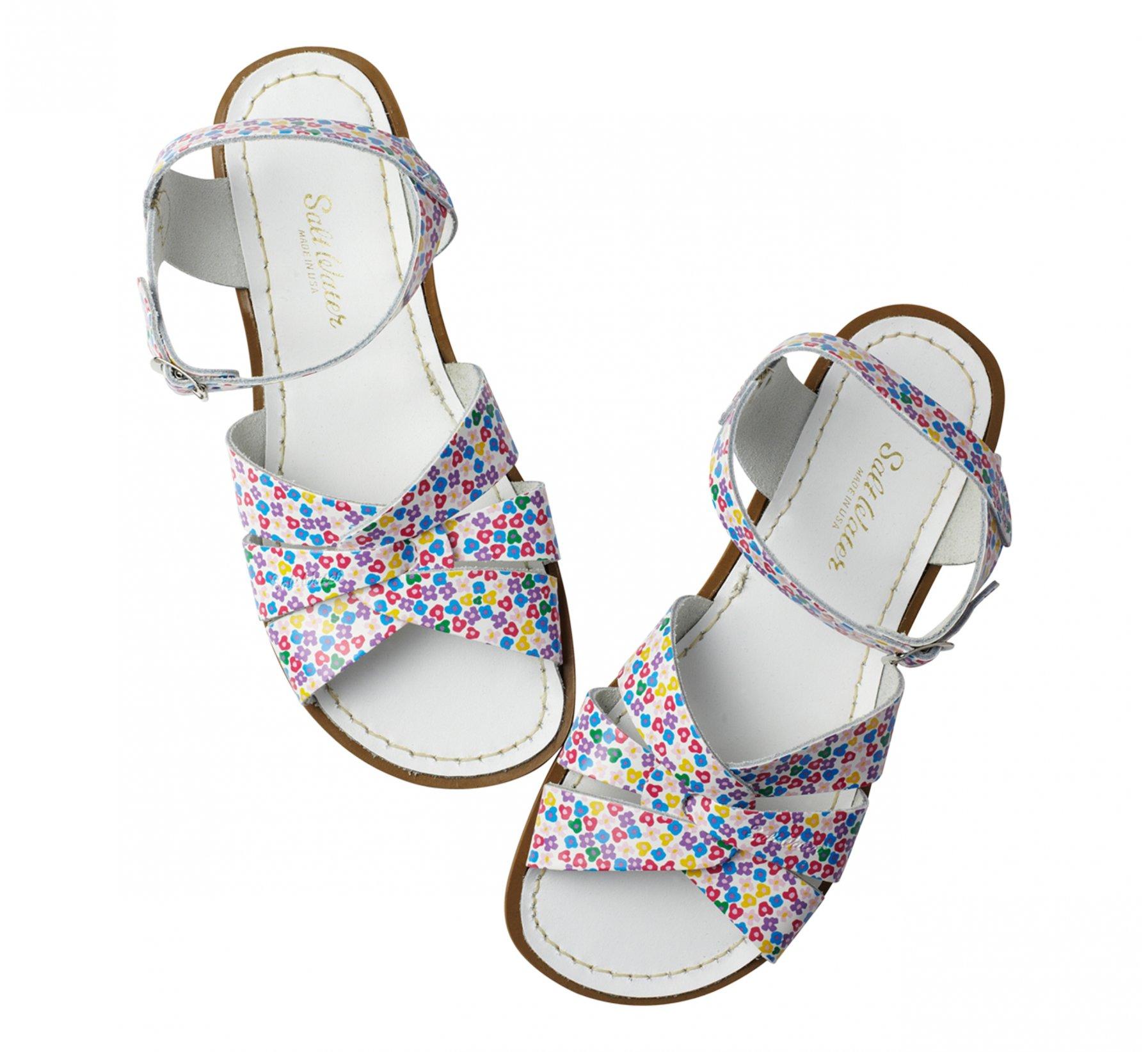 Original Floral  - Salt Water Sandals