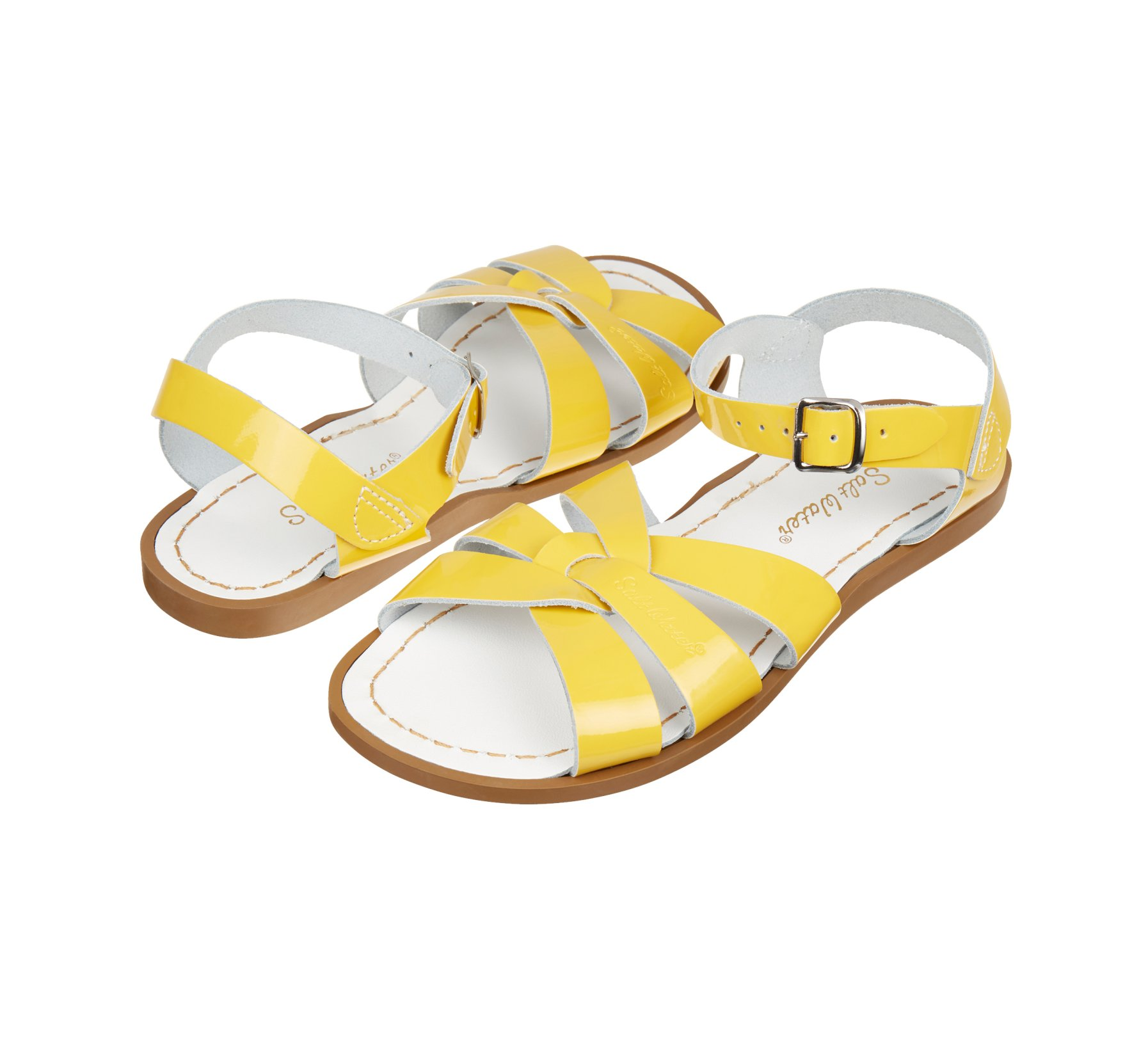 Original Shiny Yellow - Salt Water Sandals