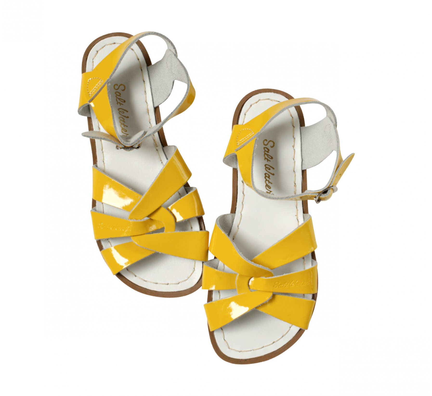 Original Kuning Berkilat - Salt Water Sandals