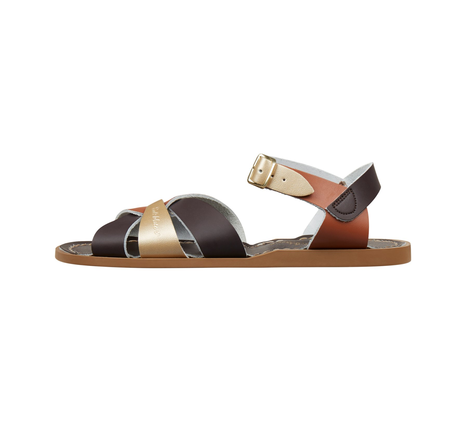 Original Mash-up Caramel Twist  - Salt Water Sandals