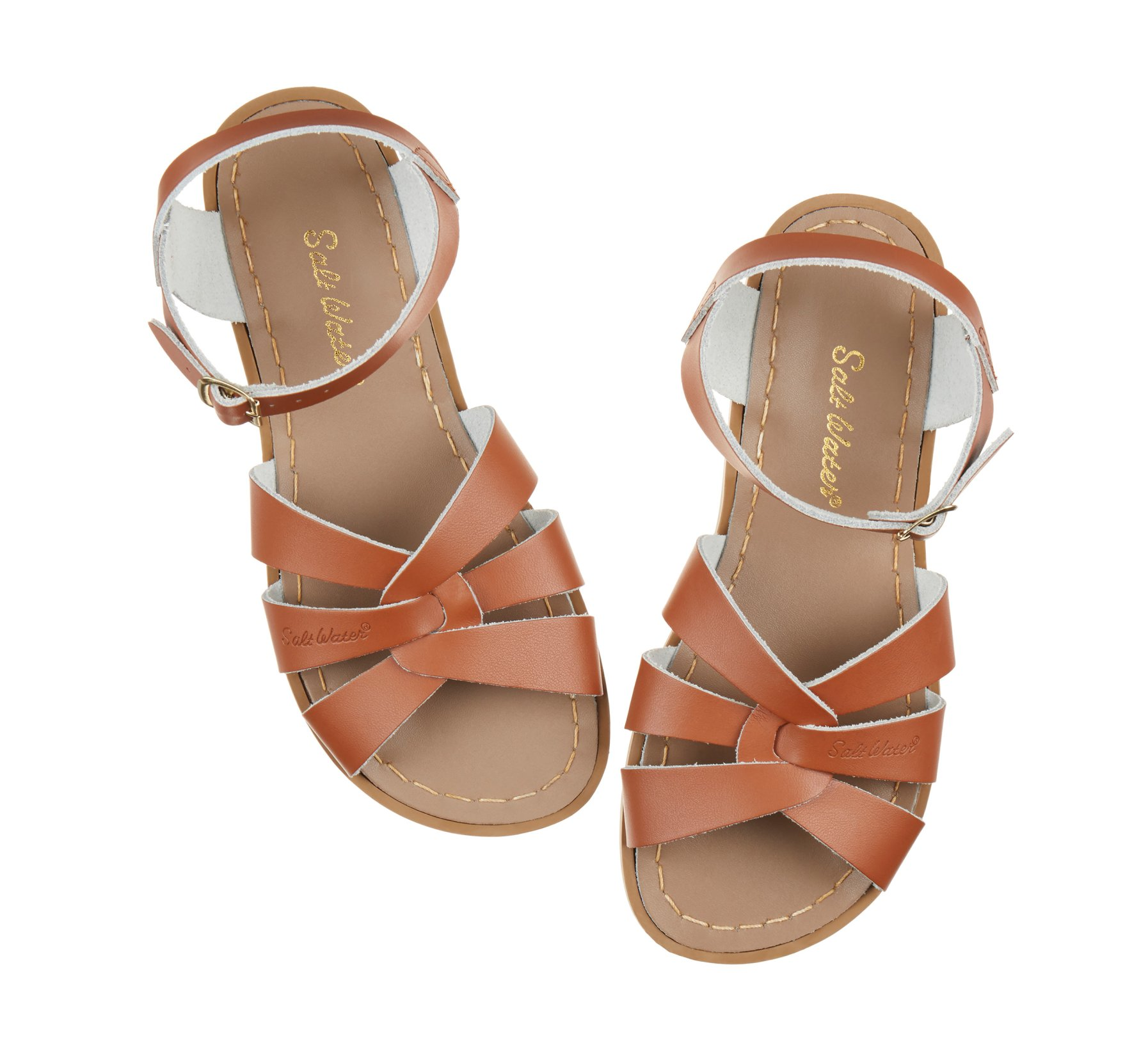 Original Sawo Matang / Perang Kulit  - Salt Water Sandals