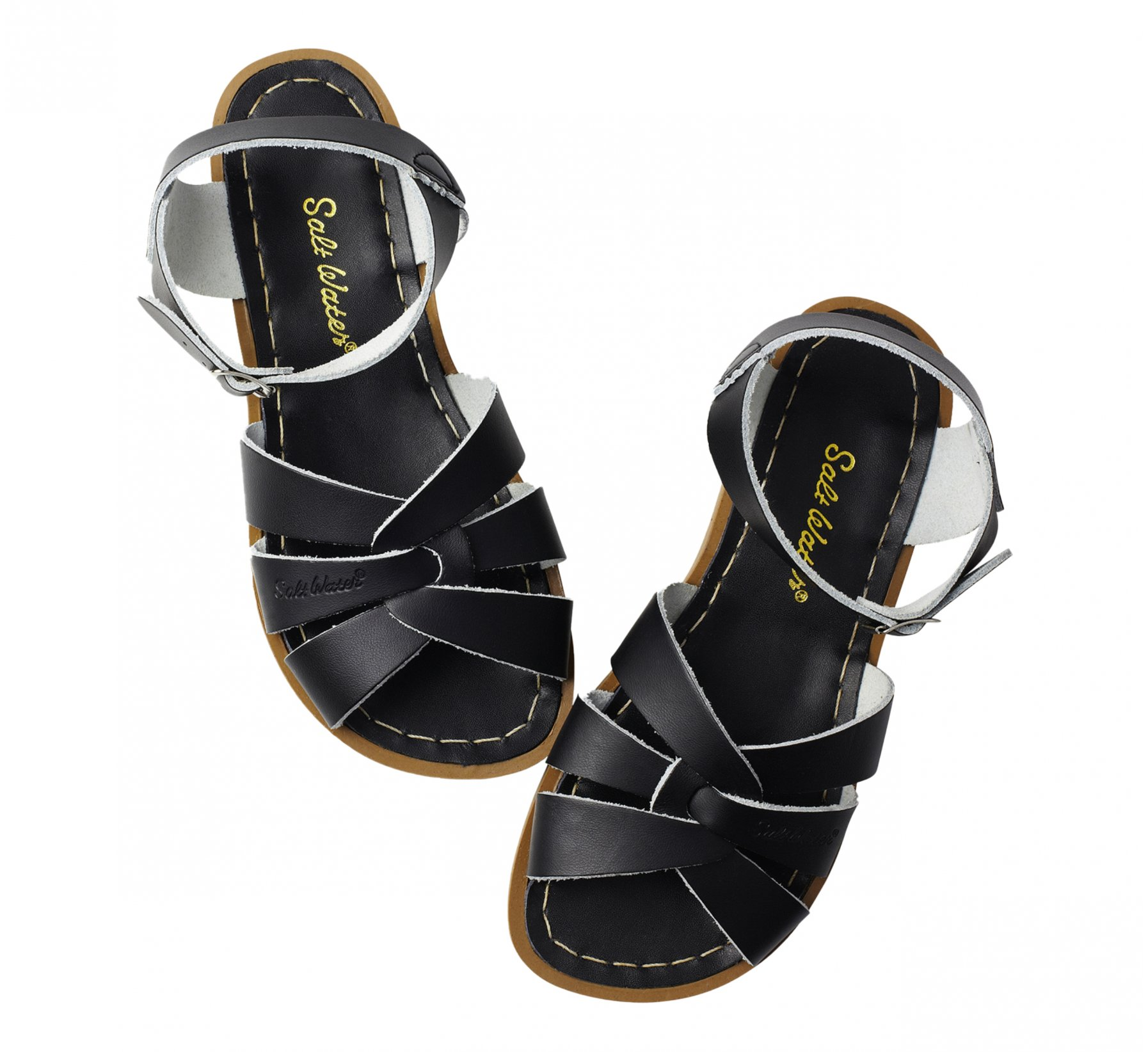 Original Noir - Salt Water Sandals