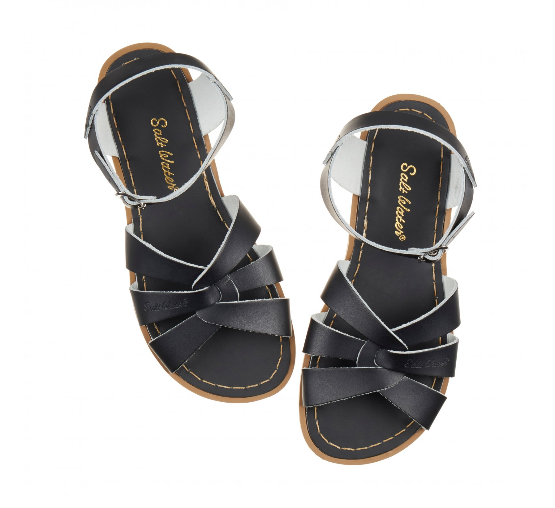 Original in Schwarz - Salt Water Sandals