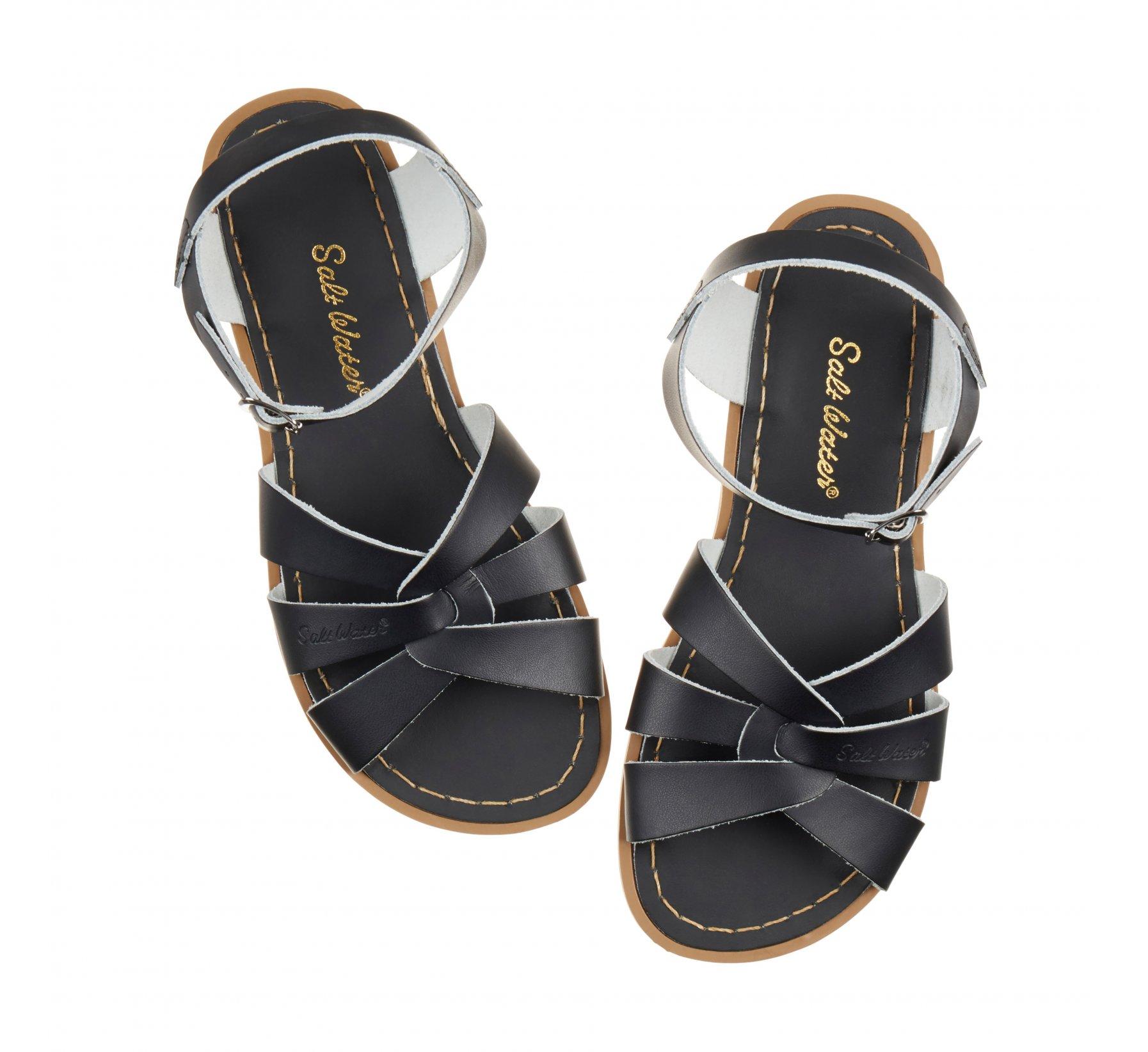 Original Noir - Salt Water Sandals