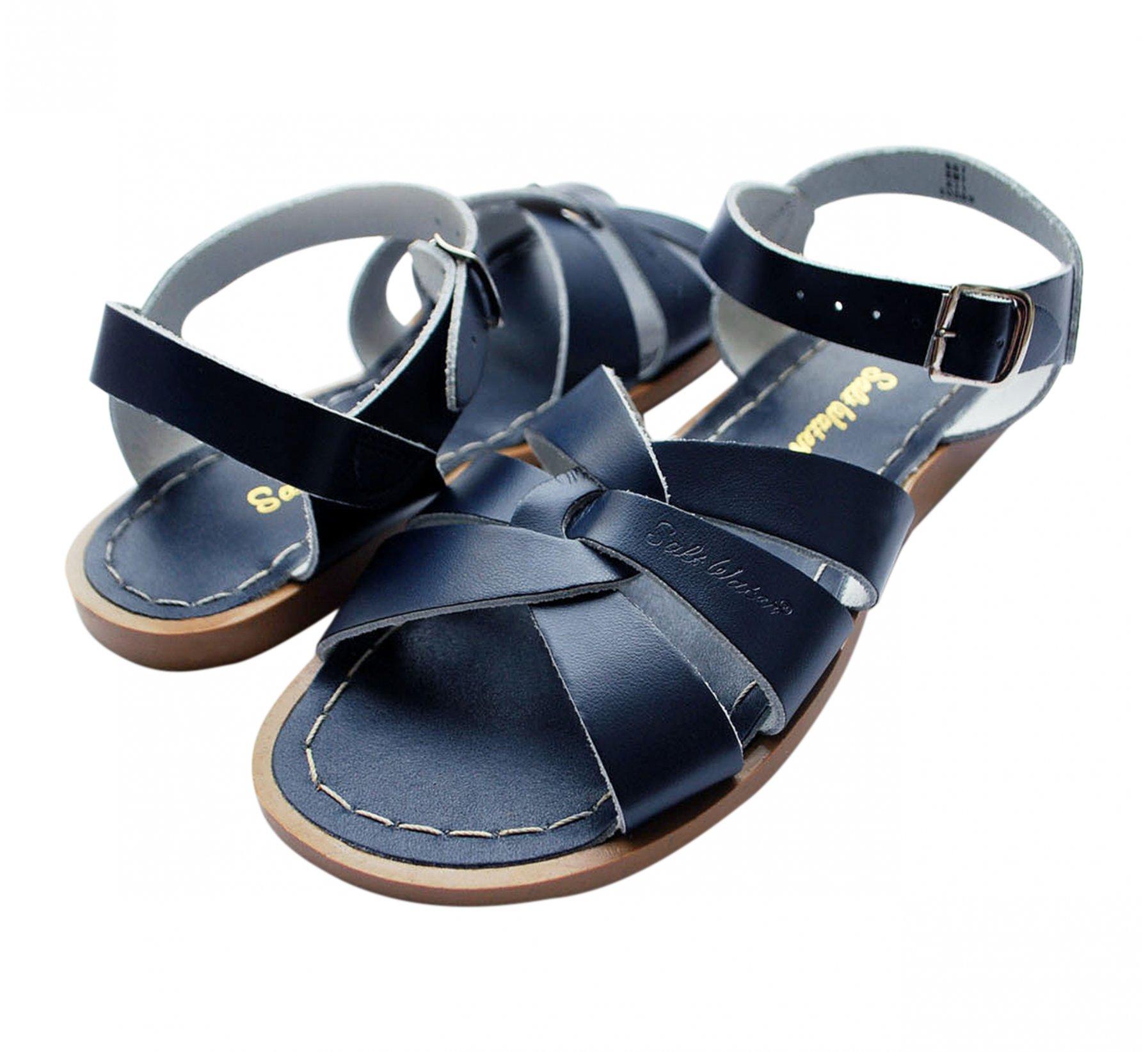 Original Navy Sandal - Salt Water Sandals