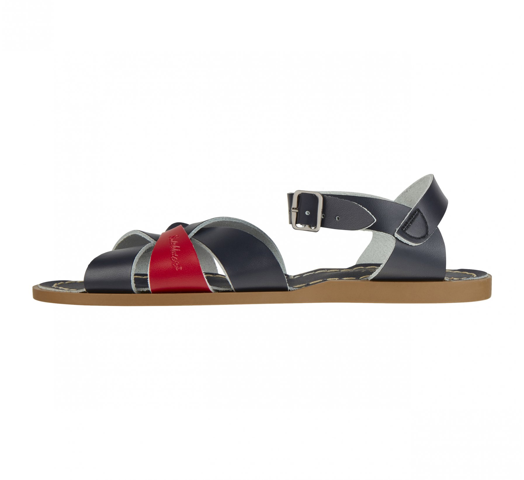 Original Breton Rouge - Salt Water Sandals