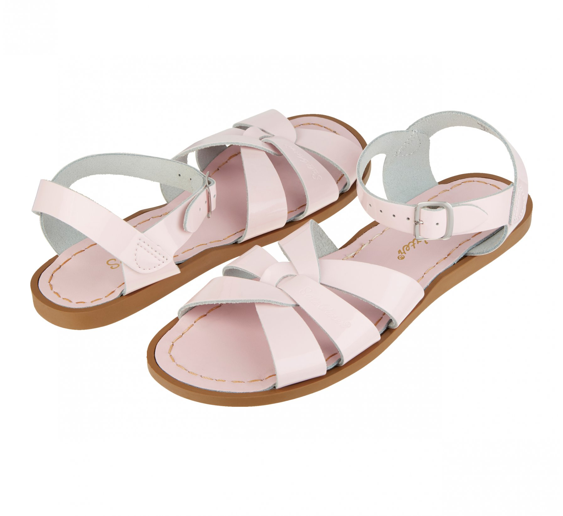Original Merah Jambu Berkilat - Salt Water Sandals