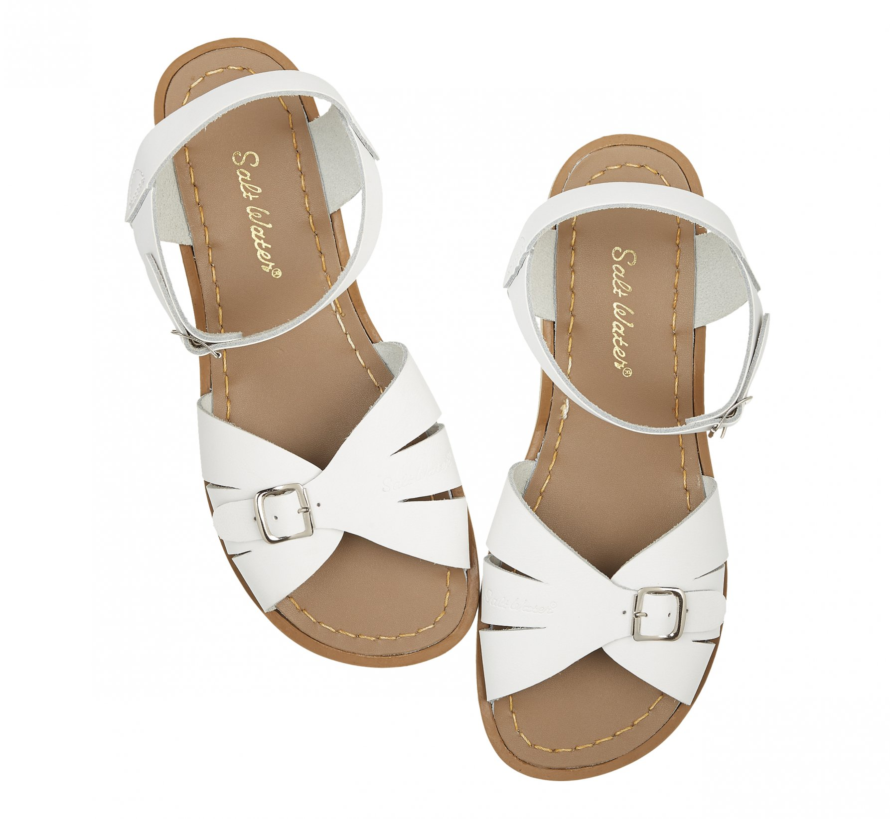 Classic in Weiß - Salt Water Sandals