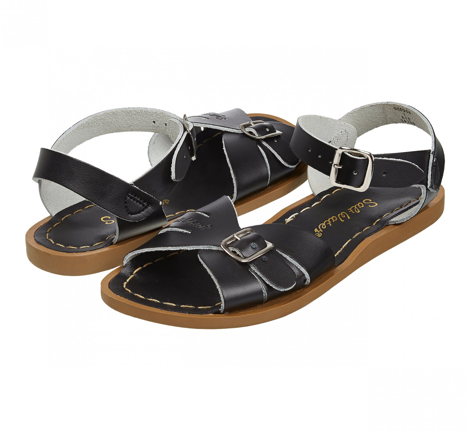 Classic Noir - Salt Water Sandals