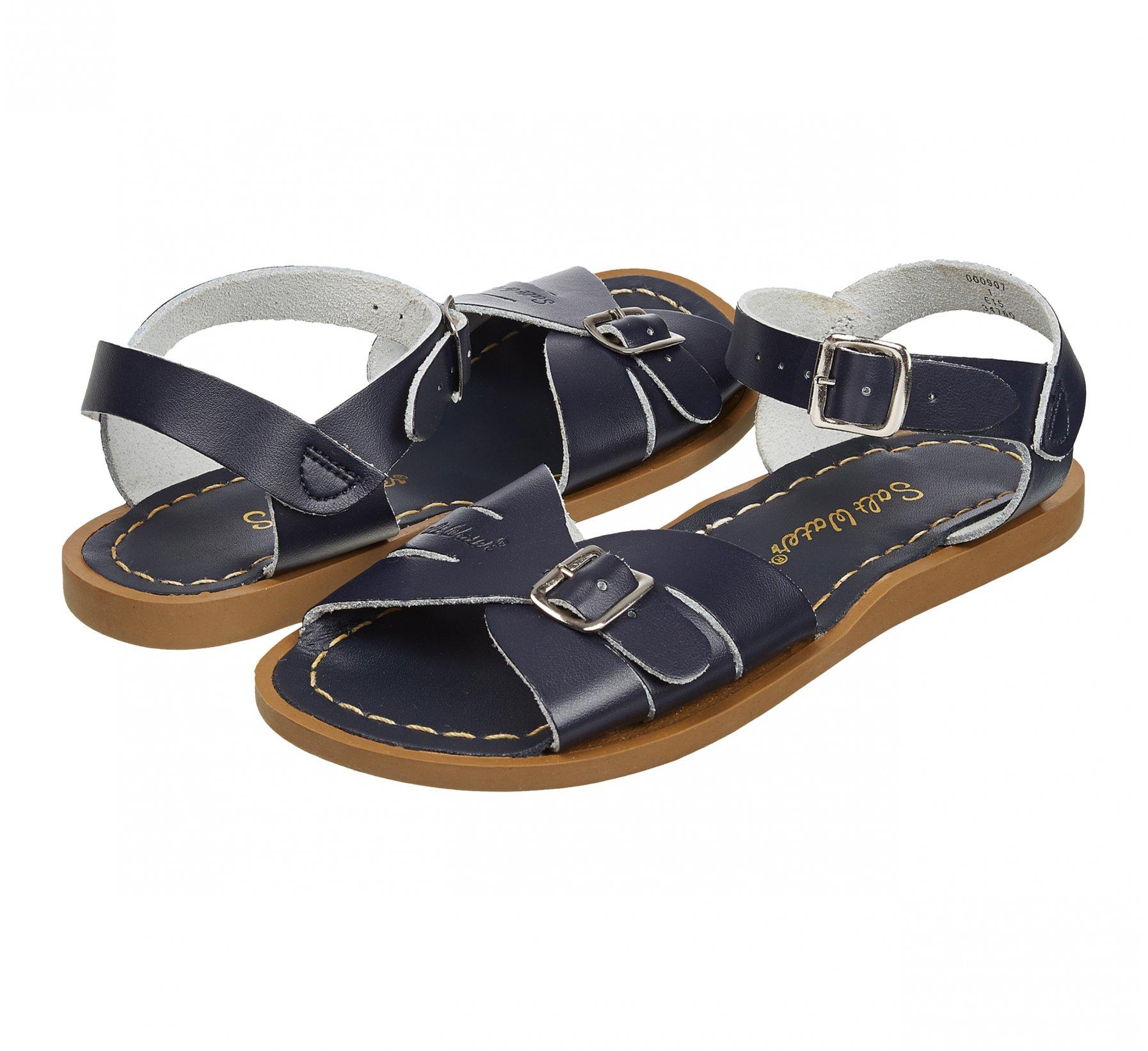 Classic Biru Kelasi  - Salt Water Sandals