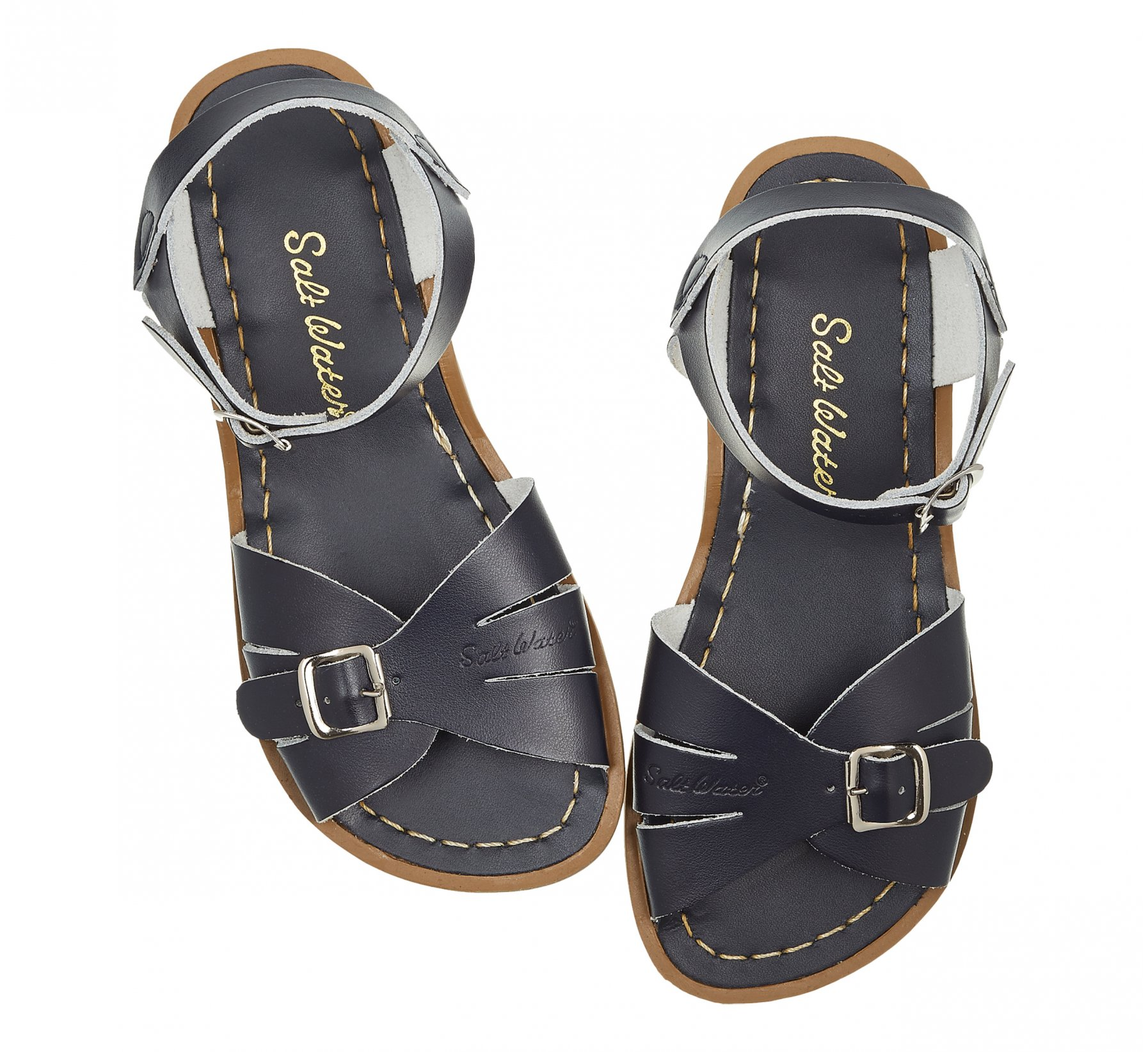 Classic Navy  - Salt Water Sandals