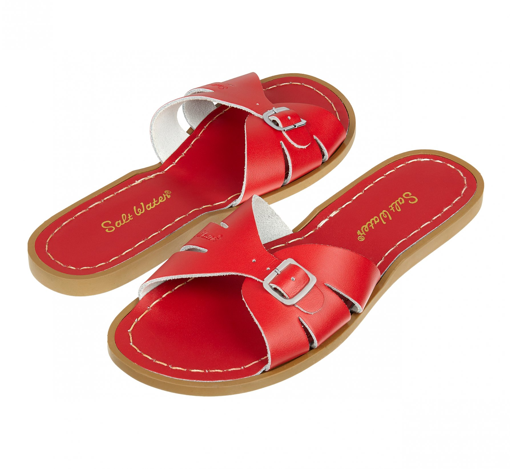 Classic Slide Rouge - Salt Water Sandals