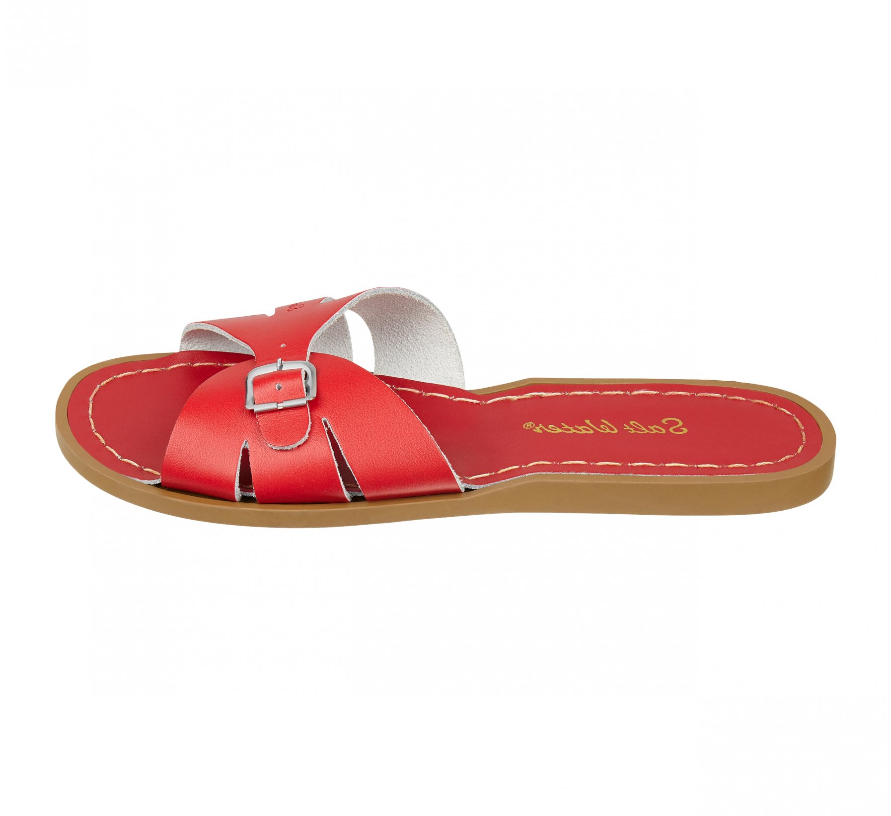 Slide Red - Salt Water Sandals