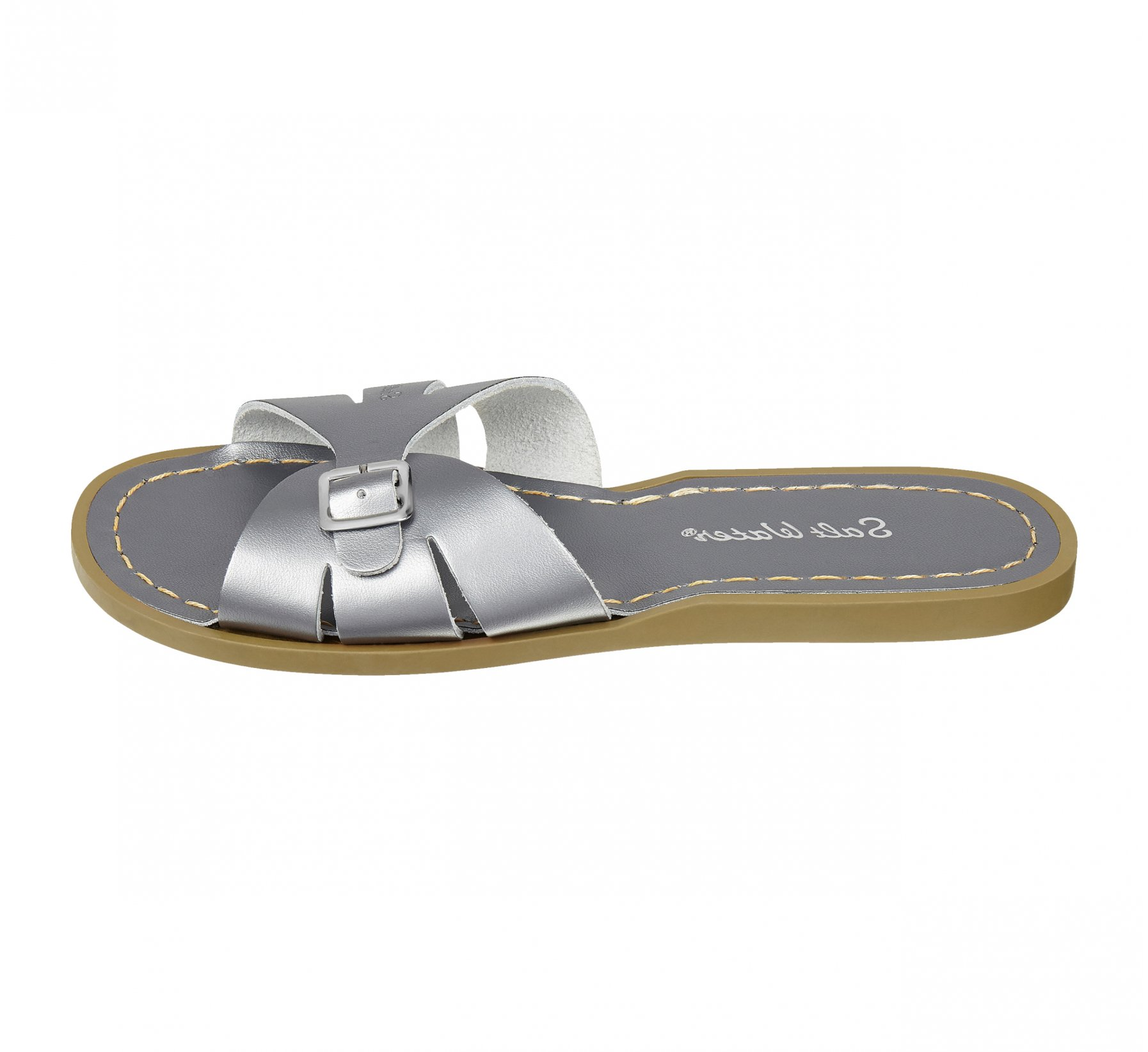 Classic Slide Piuter - Salt Water Sandals
