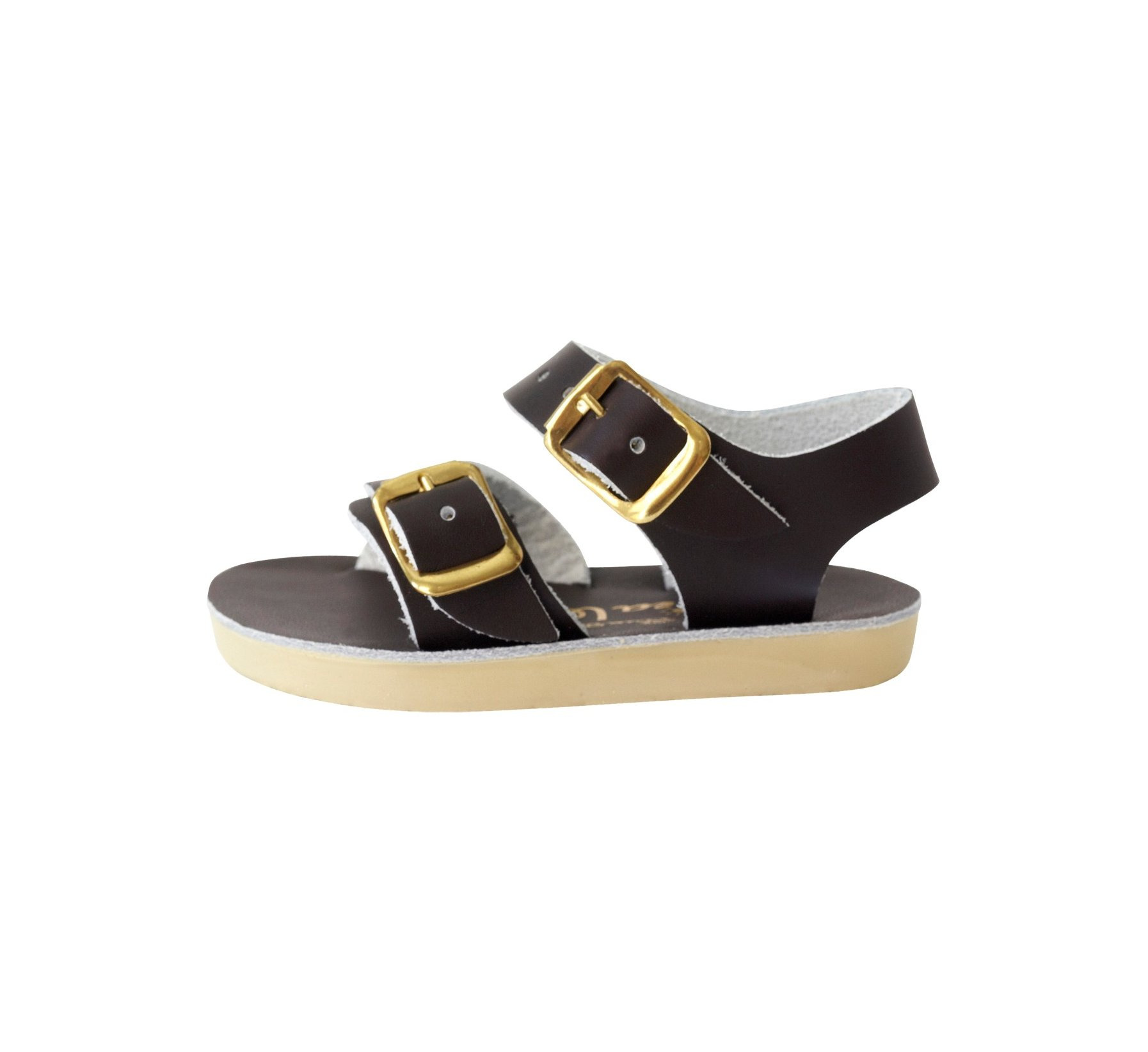 Seawee Brown - Salt Water Sandals
