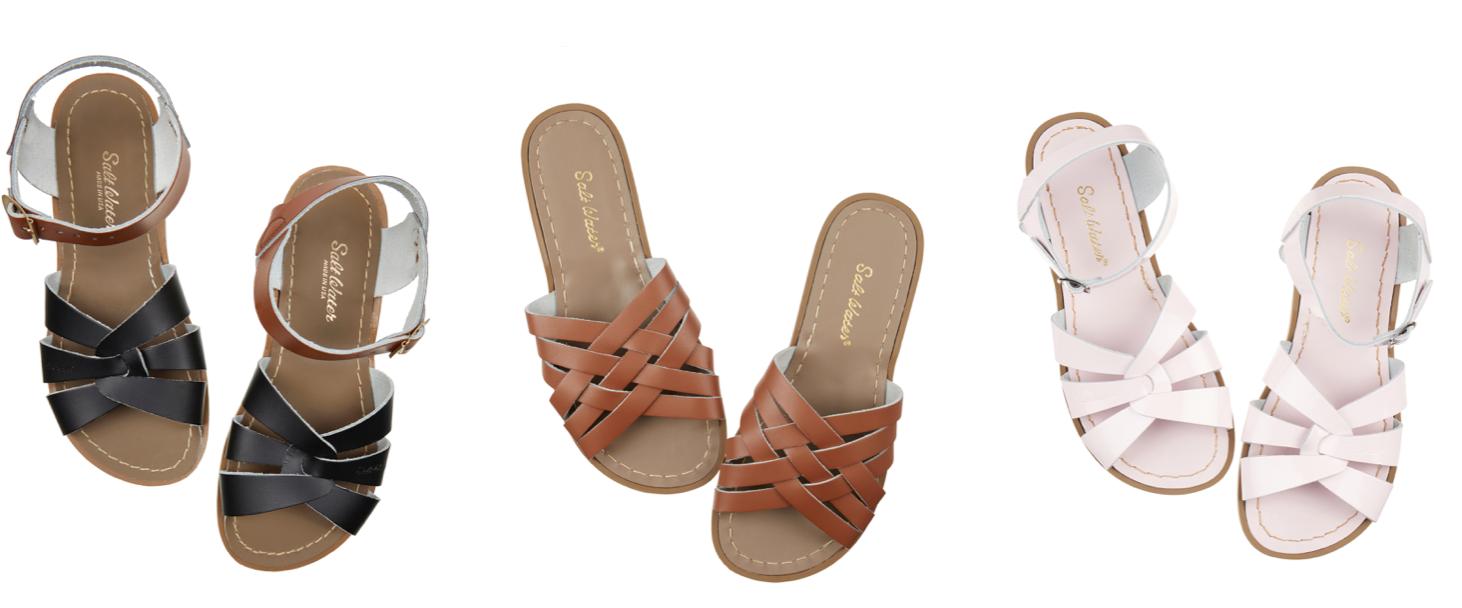 Salt-Water womens sandals
