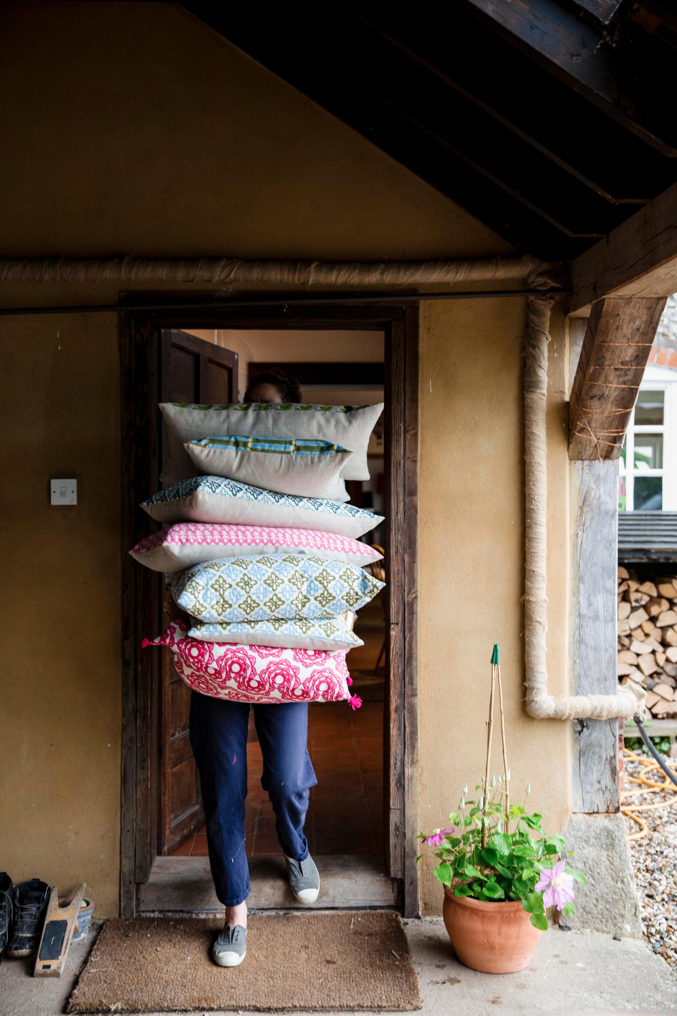 Molly Mahon Textile Designer